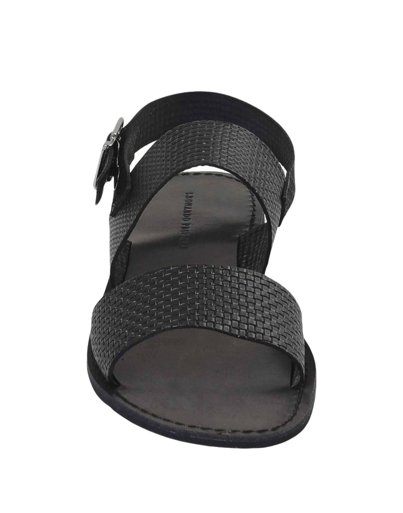Rabatt 11466785IV echte Schuhe Leonardo Principi Sandalen Herren  11466785IV Rabatt 4300de