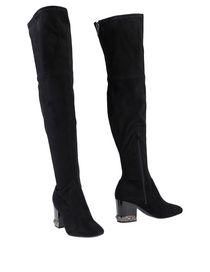 Guess Nero Stivali Per Donna Taglia EURO 36