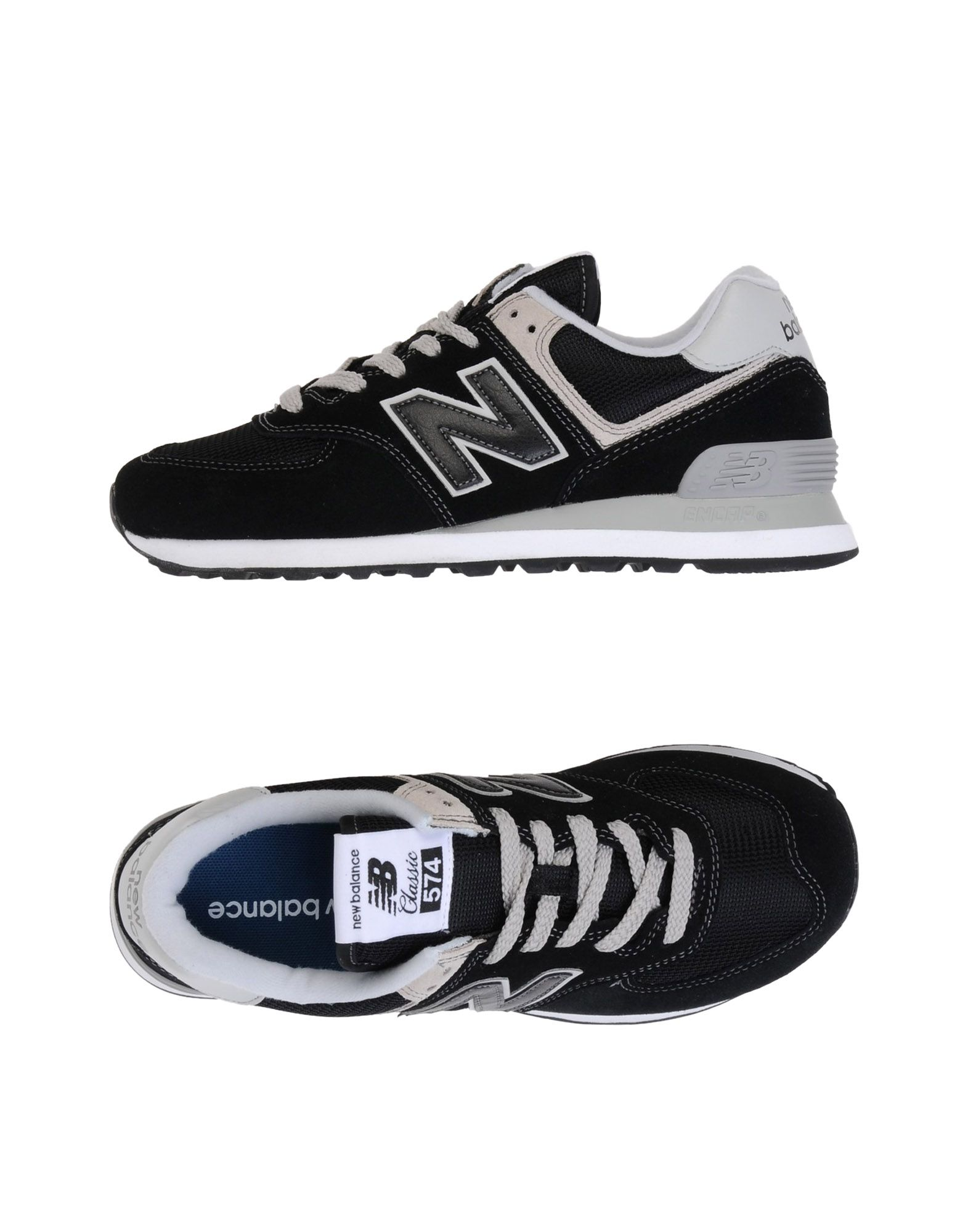 Sneakers New Balance 574 Core Suede/Mesh - Femme - Sneakers New Balance sur