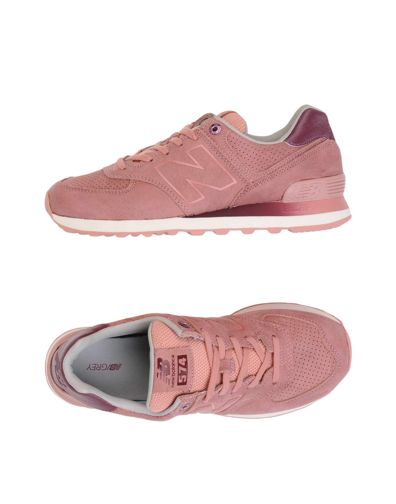 Sneakers New Balance 574 Grey Pack - Femme - Sneakers New Balance sur
