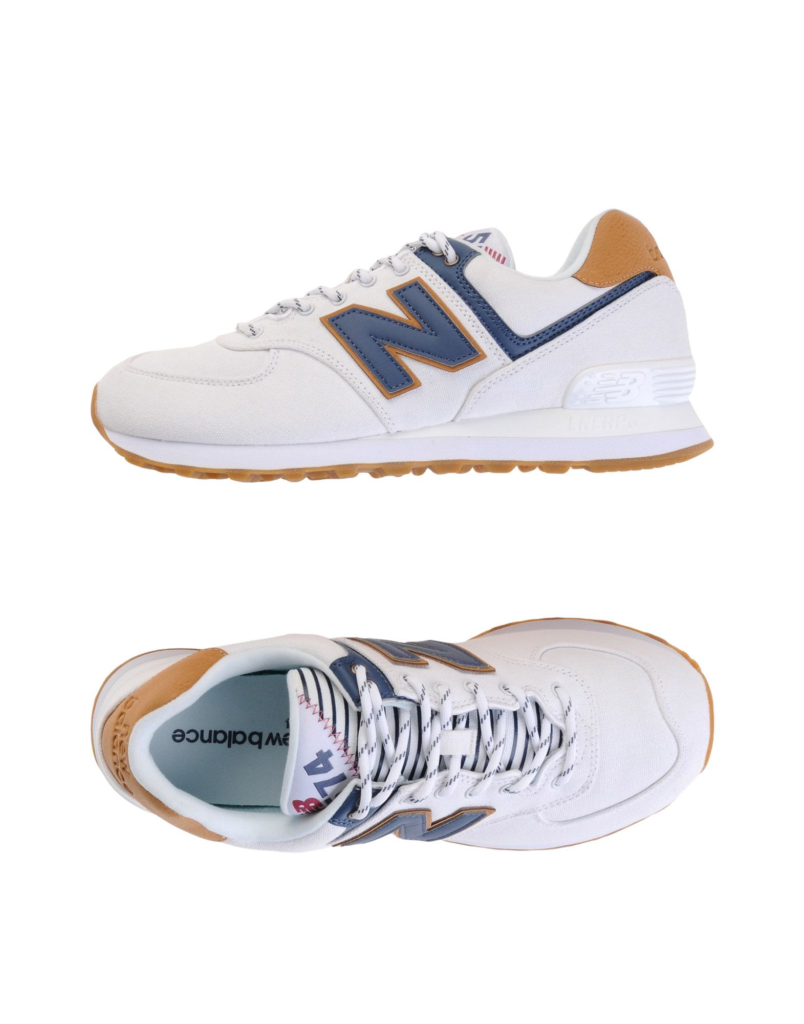 Sneakers New Balance 574 Yacht Club - Femme - Sneakers New Balance sur