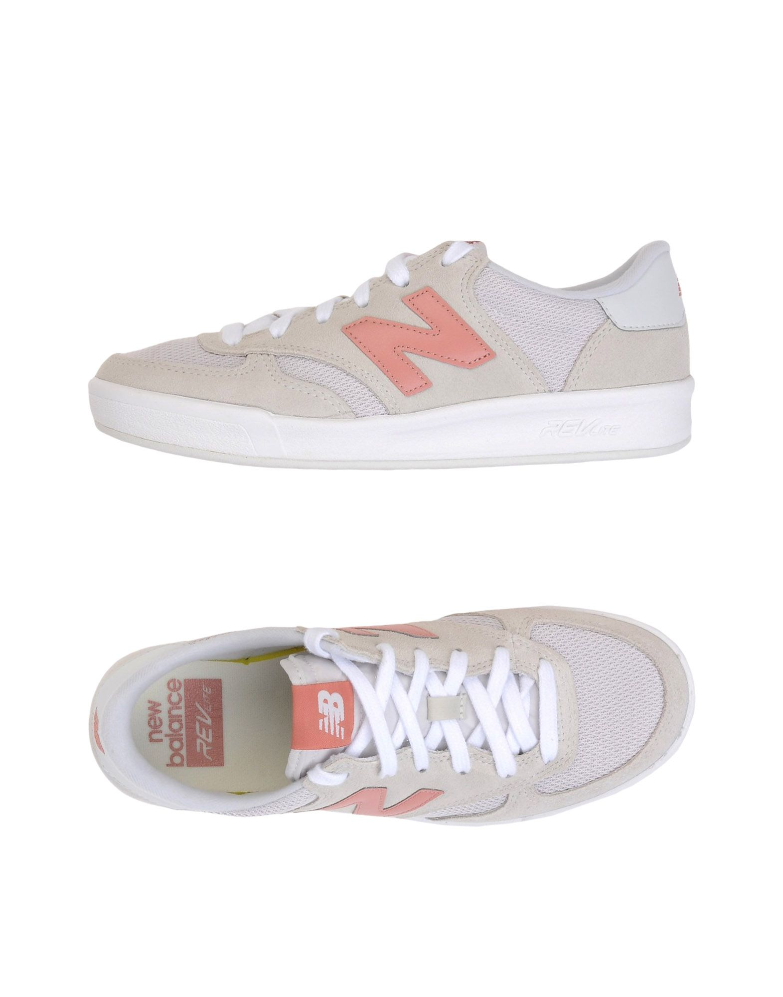 Sneakers New Balance 300 Suede/Mesh - Donna - 11466924RJ