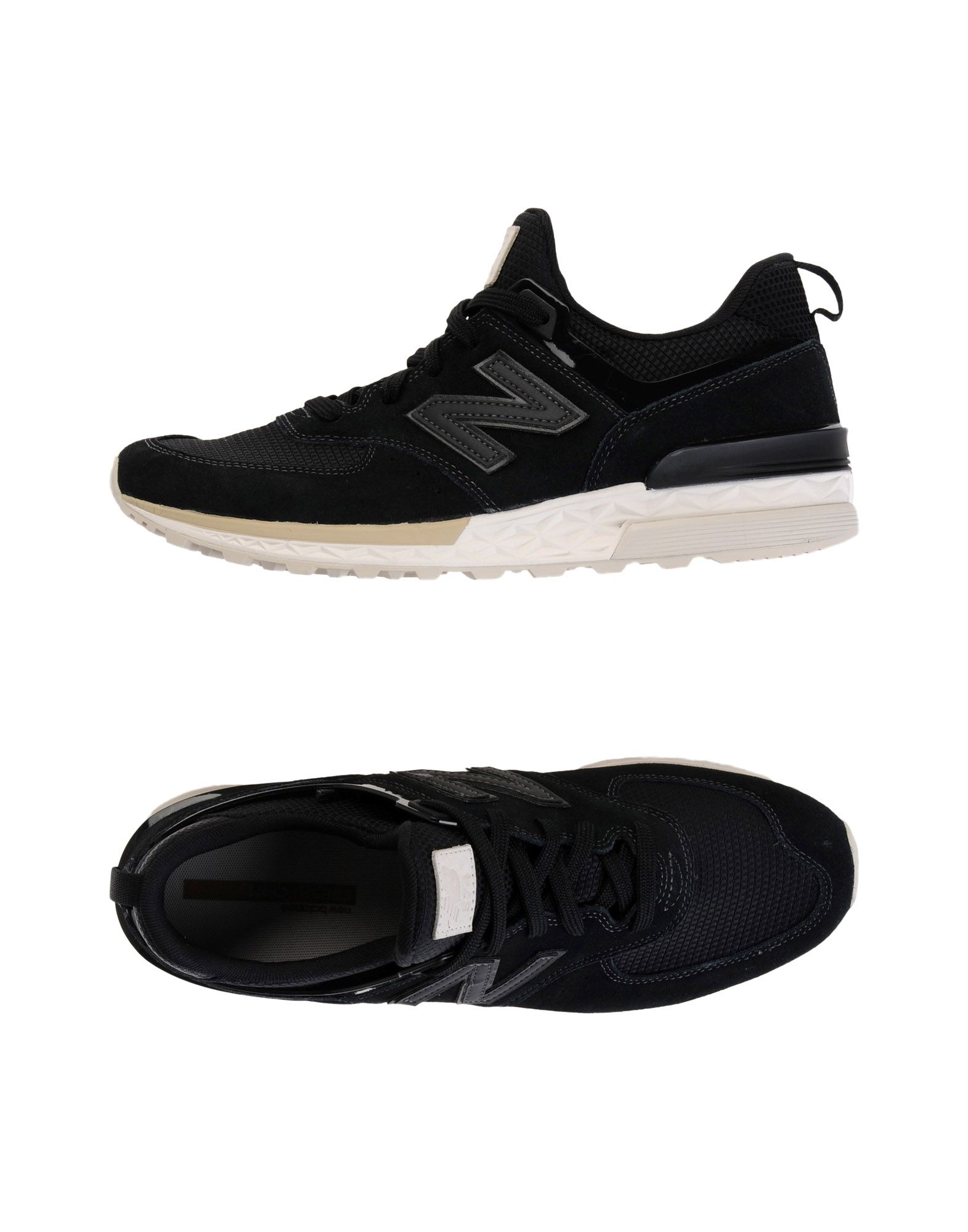 Sneakers New Balance 574S Suede And Textile - Uomo - 11466965QD