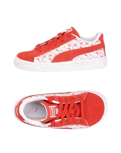 c05dc90bb2d0 Puma X Hello Kitty Suede Classic X Hello Kitty Inf - Sneakers ...