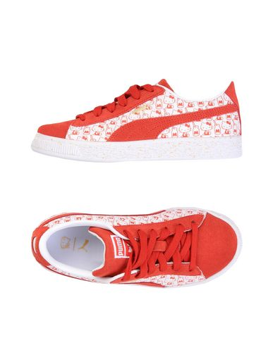 hot sale online 3fb2b e4522 PUMA x HELLO KITTY Sneakers - Footwear | YOOX.COM
