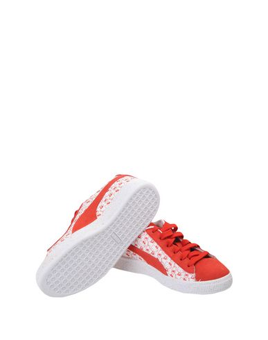 PUMA x HELLO KITTY Suede Classic x Hello Kitty PS Sneakers