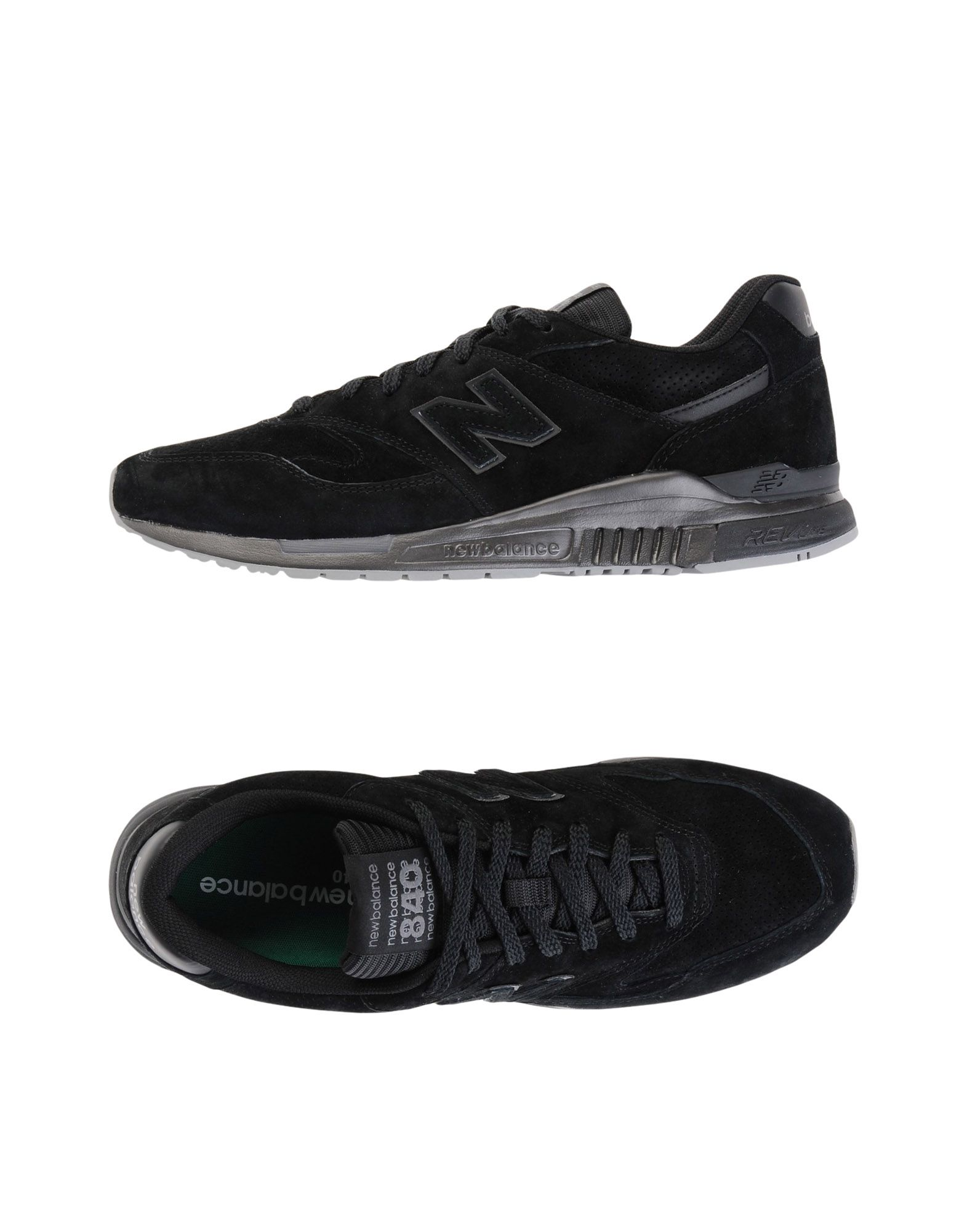 Sneakers New Balance 840 Luxe Suede - Uomo - 11467054BK