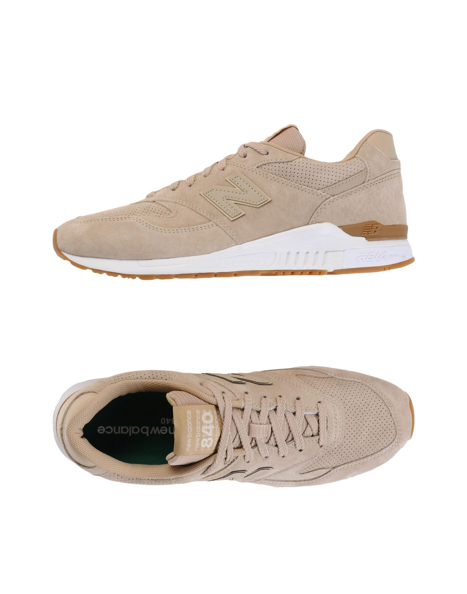Sneakers New Balance 840 Luxe Suede - Donna - Acquista online su
