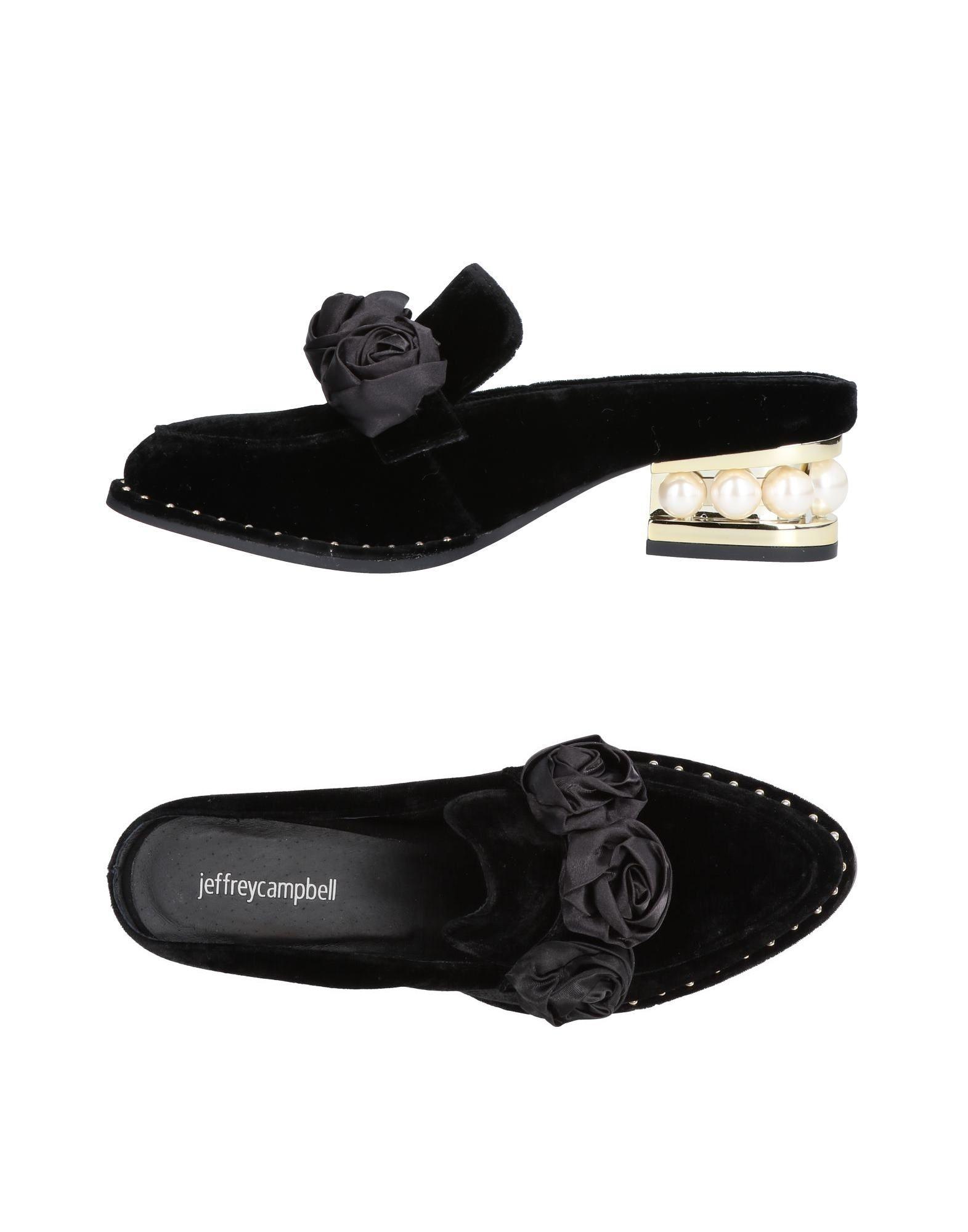 Gut um Campbell billige Schuhe zu tragenJeffrey Campbell um Pantoletten Damen  11467086EB 2a189f