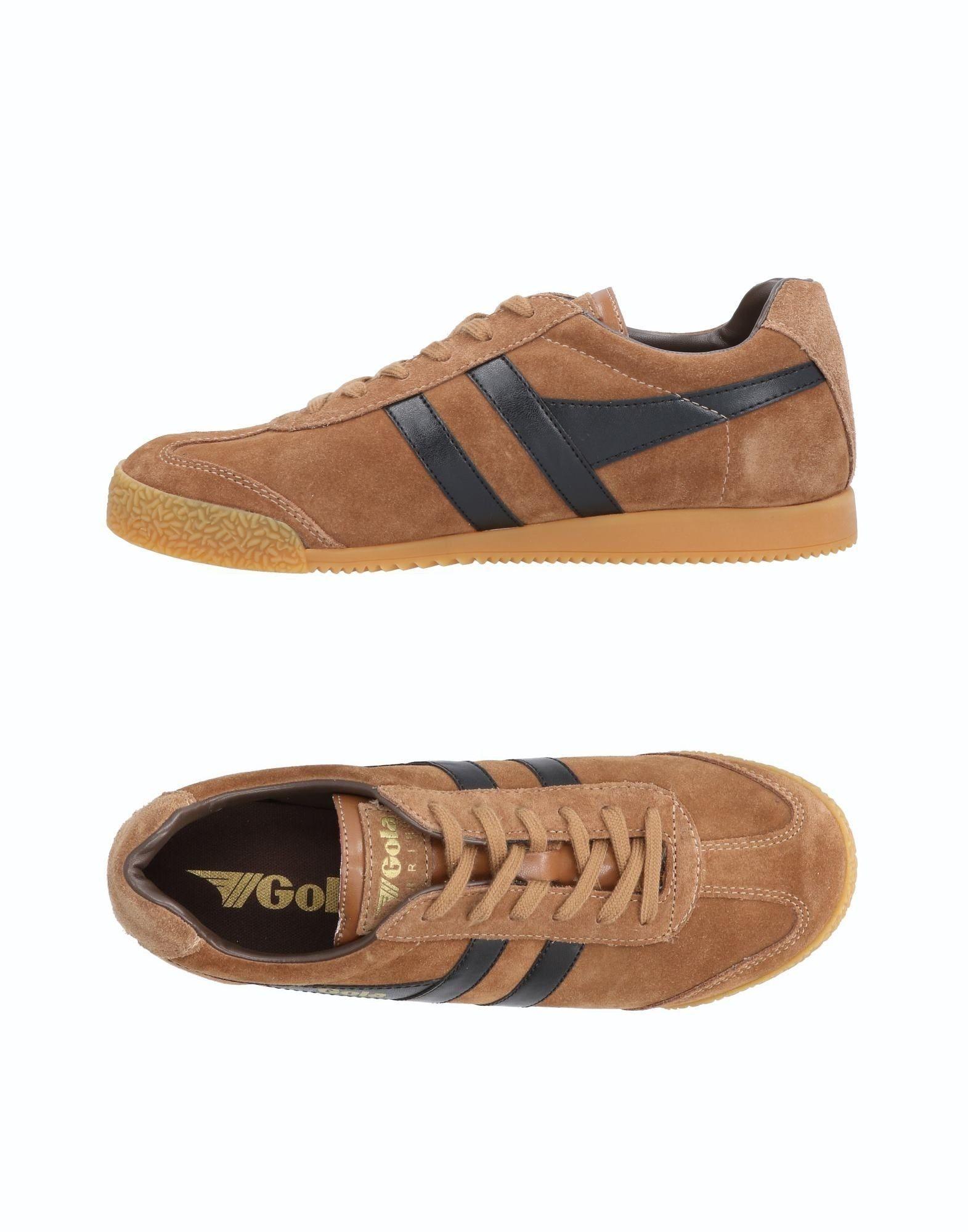 Sneakers Gola Homme - Sneakers Gola  Jaune Dernières chaussures discount pour hommes et femmes