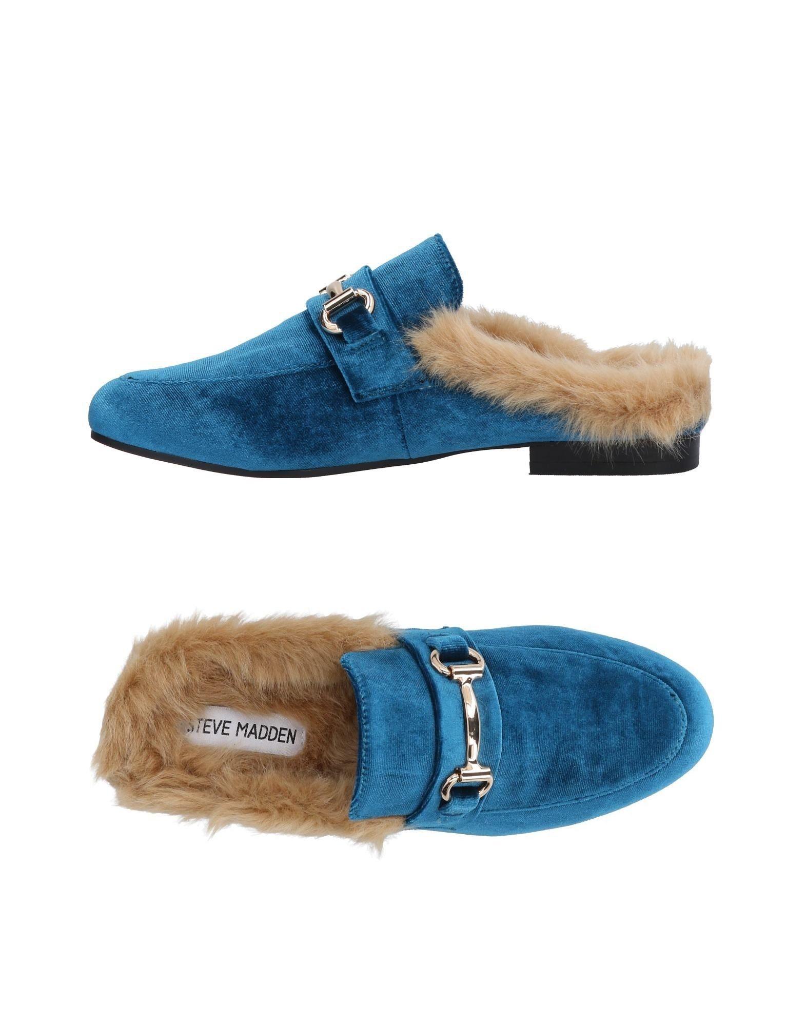 Steve Madden Pantoletten Damen  11467127GU Gute Qualität beliebte Schuhe