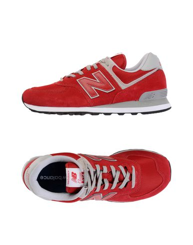 d67e1209f7 New Balance 574 Suede/Mesh Bright Colors - Sneakers - Men New Balance  Sneakers online on YOOX United States - 11467138
