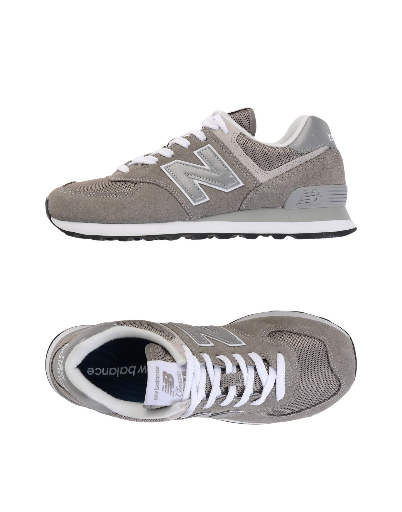 Sneakers New Balance 574 Grey Icon - Uomo - 11467145TU