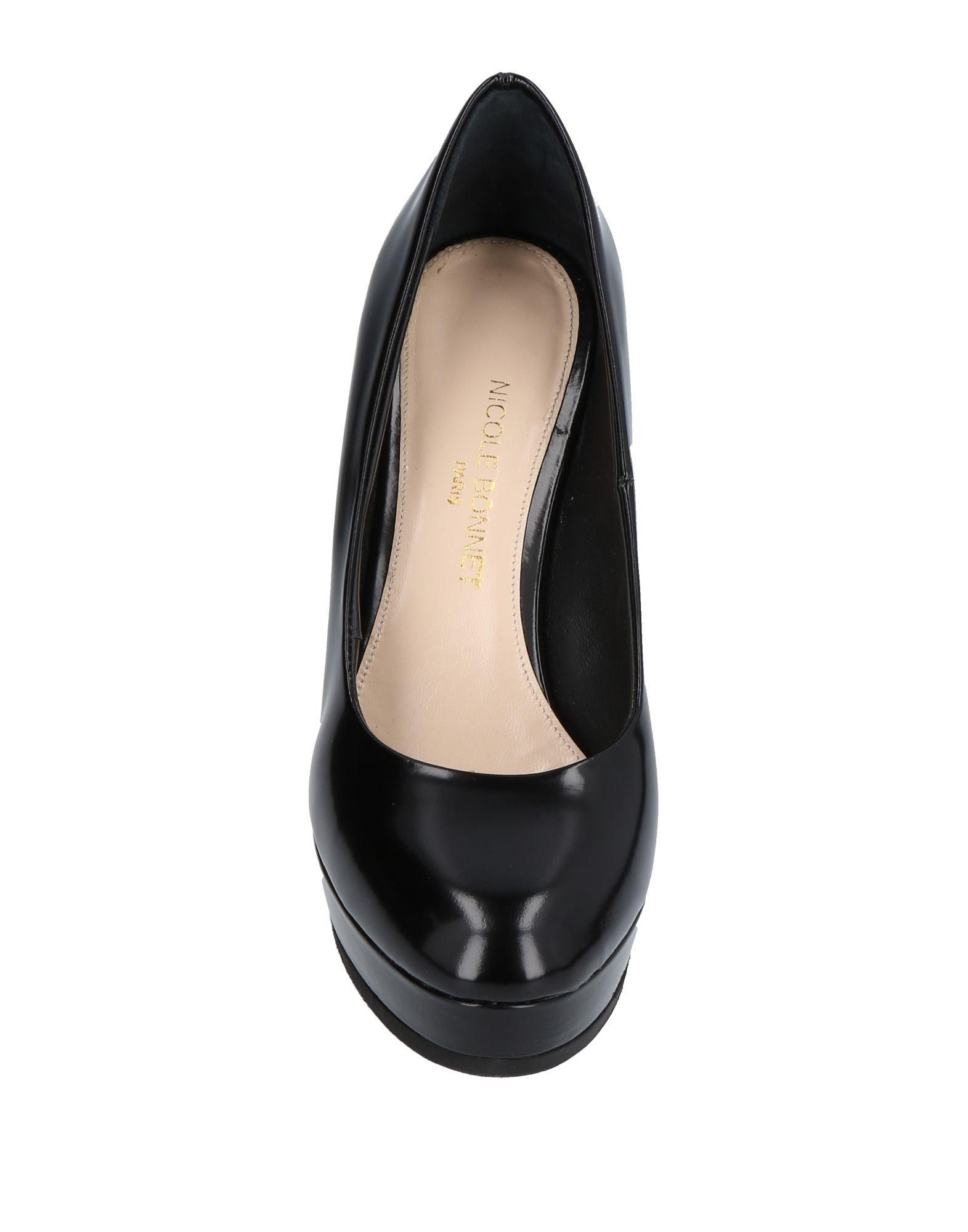 Gut um billige Damen Schuhe zu tragenNicole Bonnet Paris Pumps Damen billige  11467153BW 6816fd