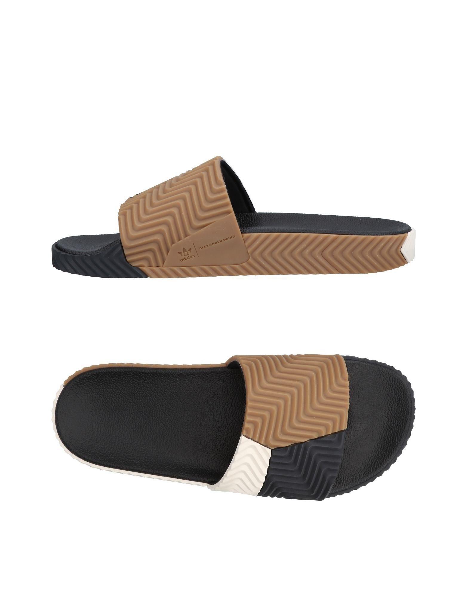 Rabatt echte Schuhe Adidas Originals Sandalen Herren  11467155CB