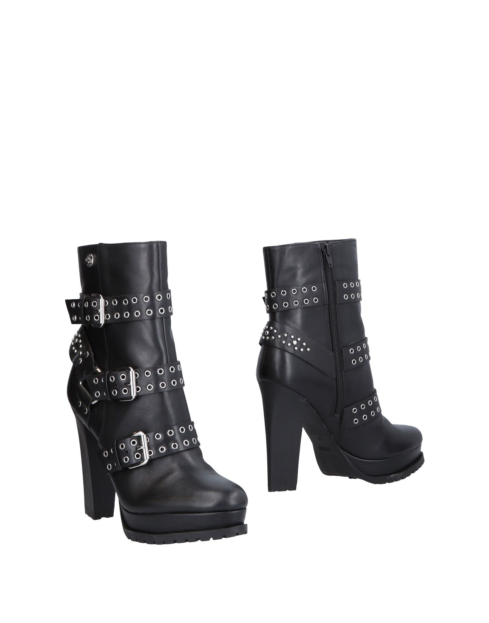 Stilvolle billige Schuhe Guess Stiefelette Damen  11467165QW