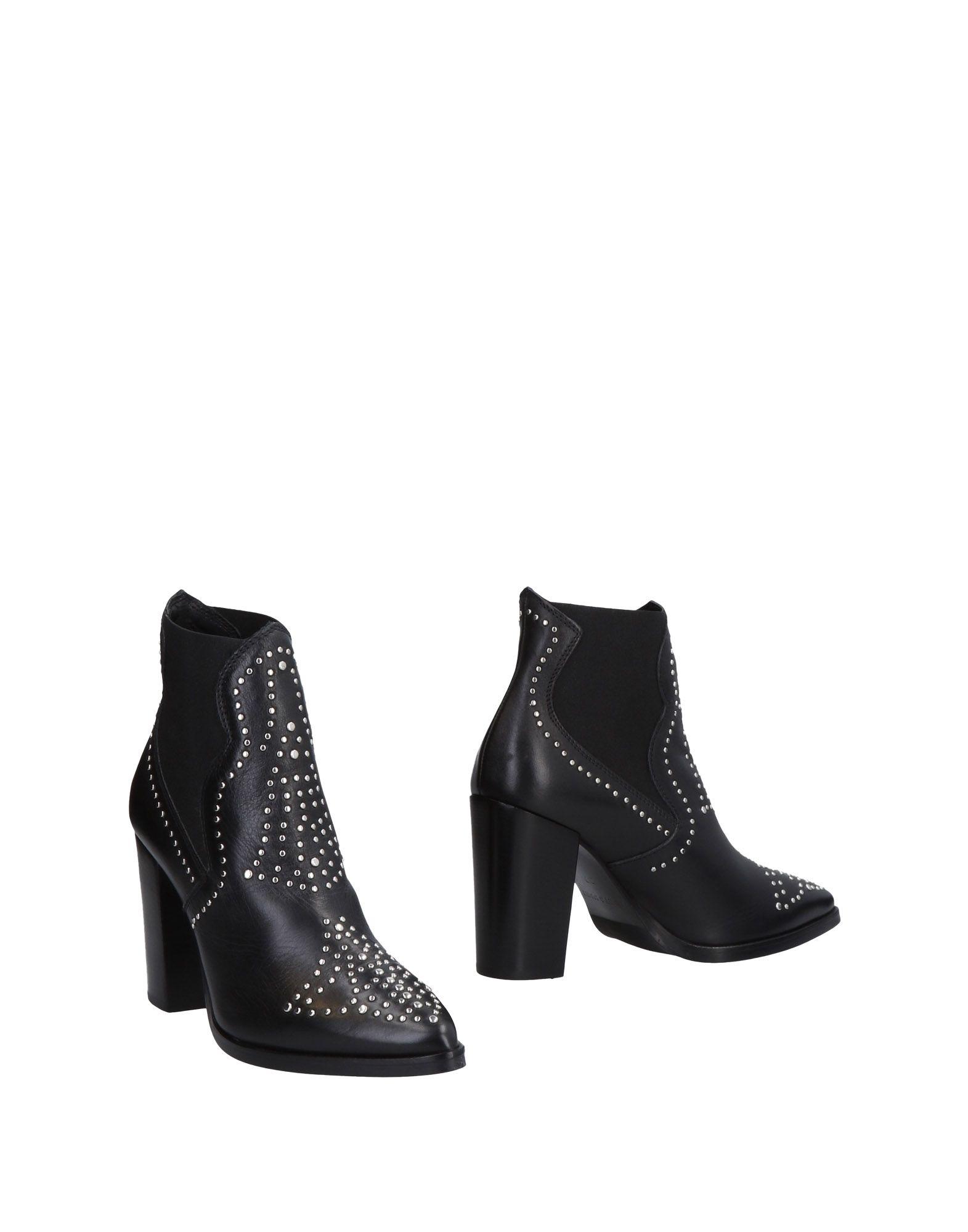 Stilvolle billige Schuhe Janet & Janet Chelsea Boots Damen  11467214SX
