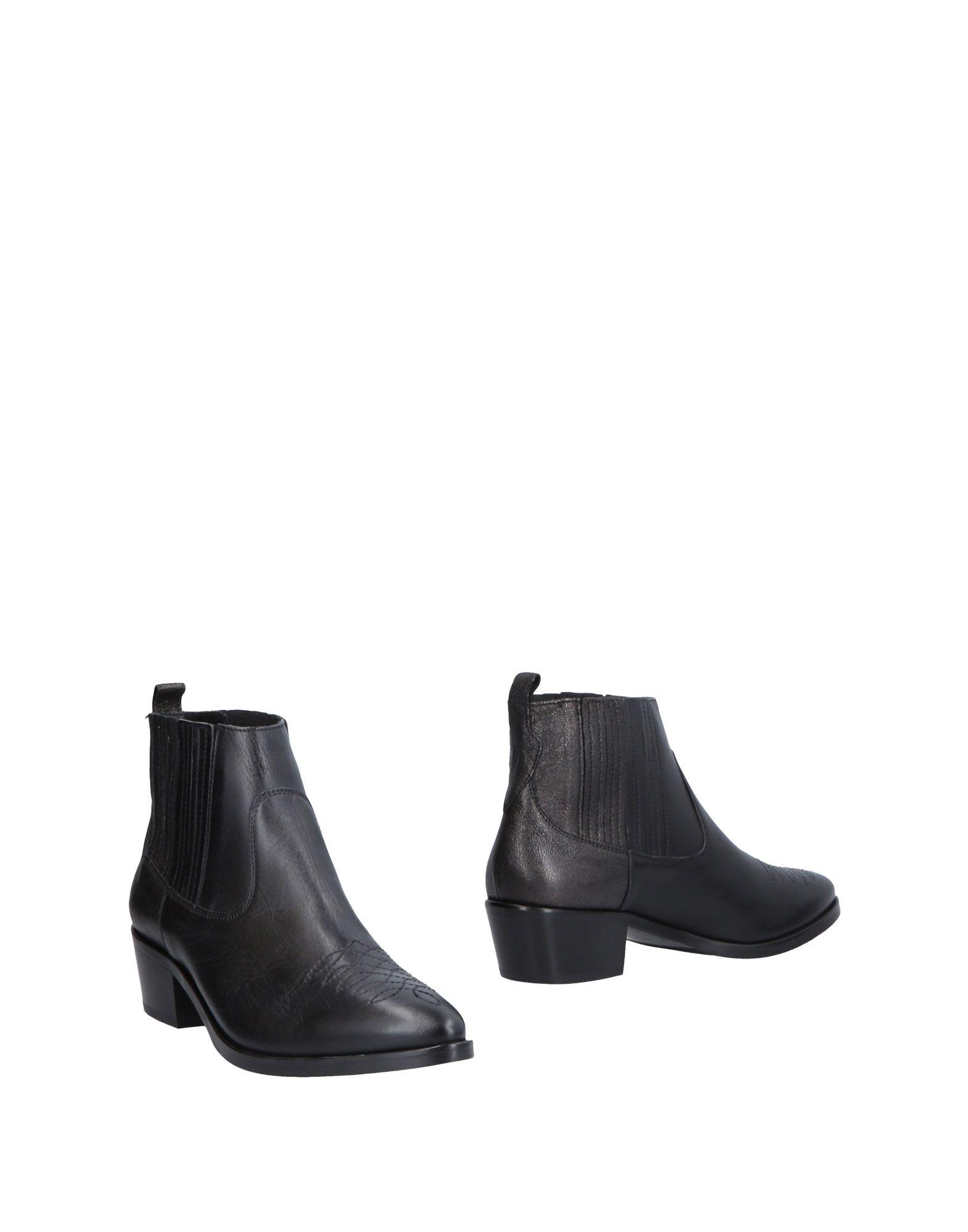 Gut um & billige Schuhe zu tragenJanet & um Janet Stiefelette Damen  11467221HX 502e93