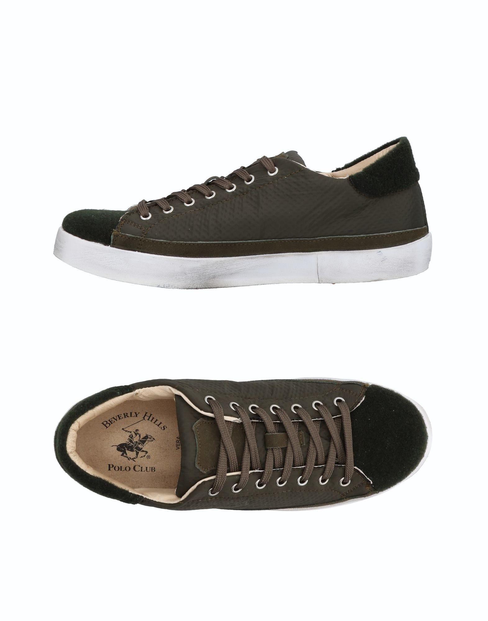 Rabatt echte Schuhe Beverly Hills Polo Club Sneakers Herren  11467278OE