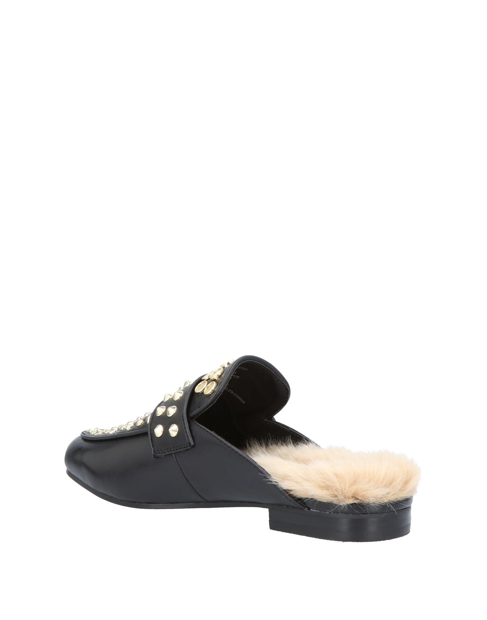 Steve 11467303WW Madden Pantoletten Damen  11467303WW Steve Gute Qualität beliebte Schuhe 4e25c9