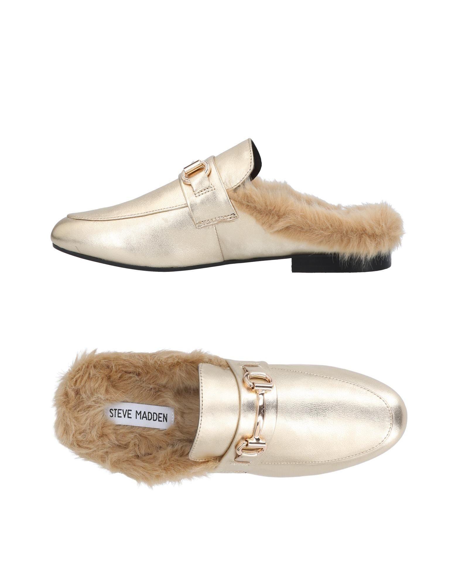 Steve Madden Pantoletten Damen  11467305QV Gute Qualität beliebte Schuhe