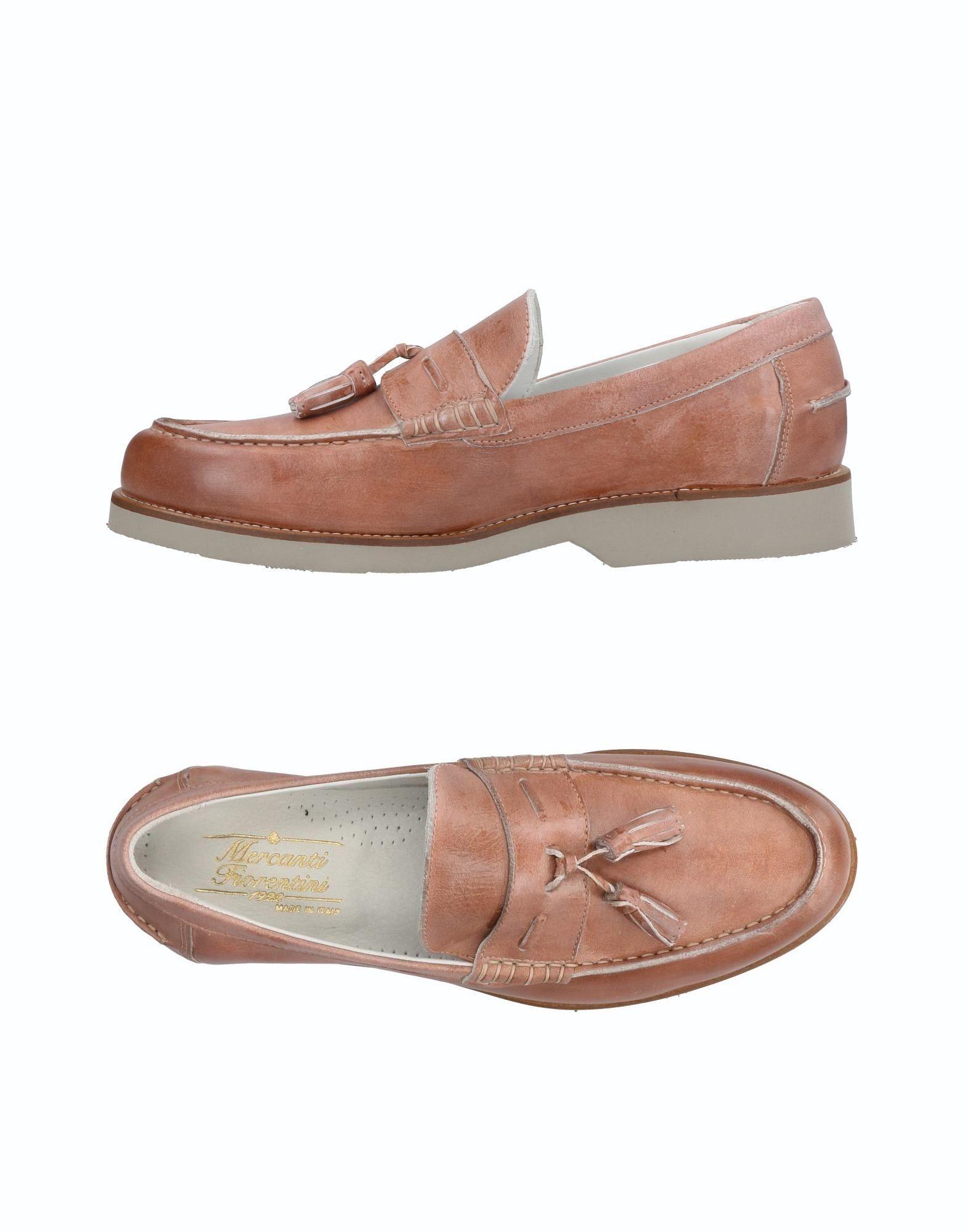 Rabatt echte Schuhe  Mercanti Fiorentini Mokassins Herren  Schuhe 11467323KU 17f0a5
