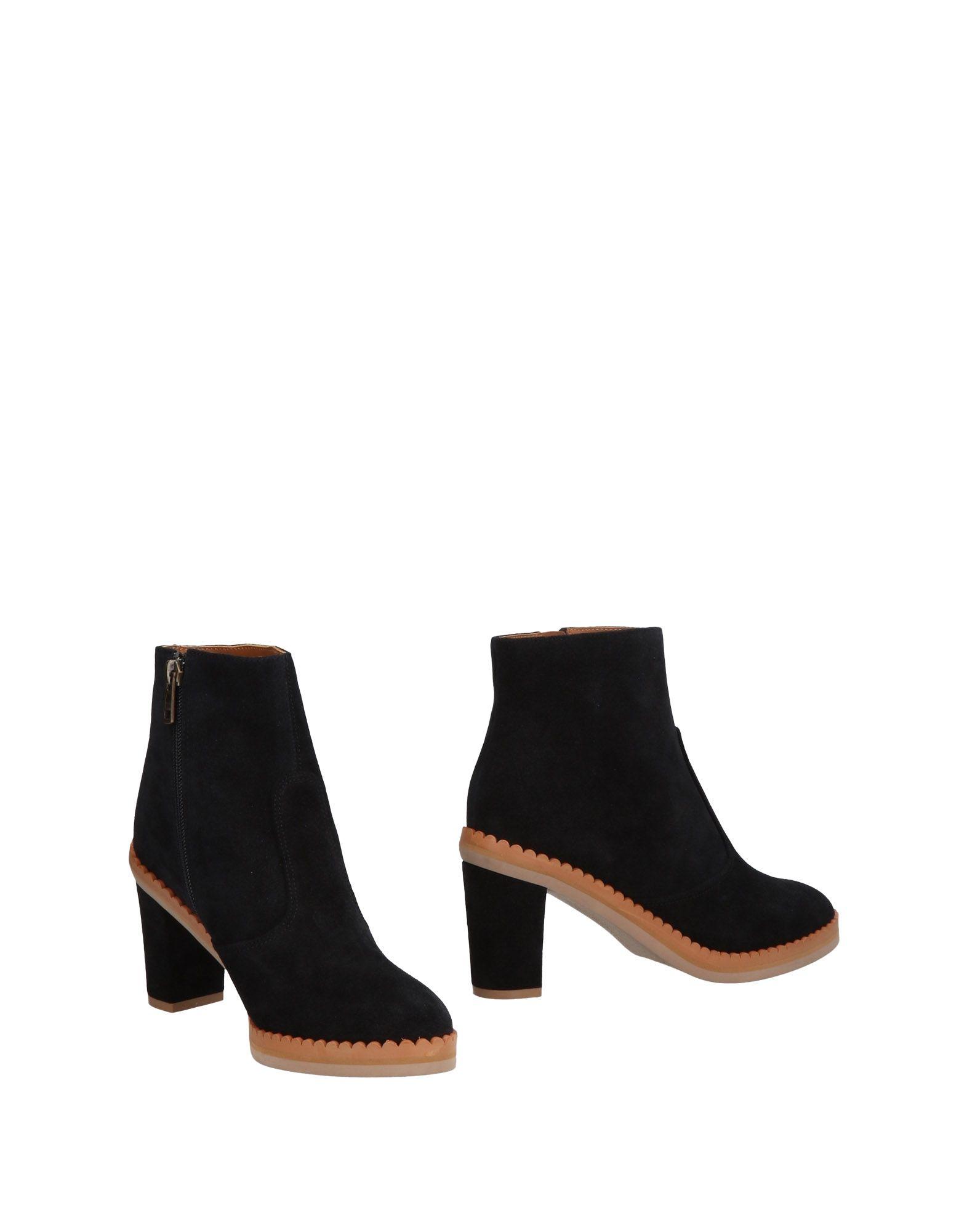 Rabatt Schuhe See  By Chloé Stiefelette Damen  See 11467343FS 96f261