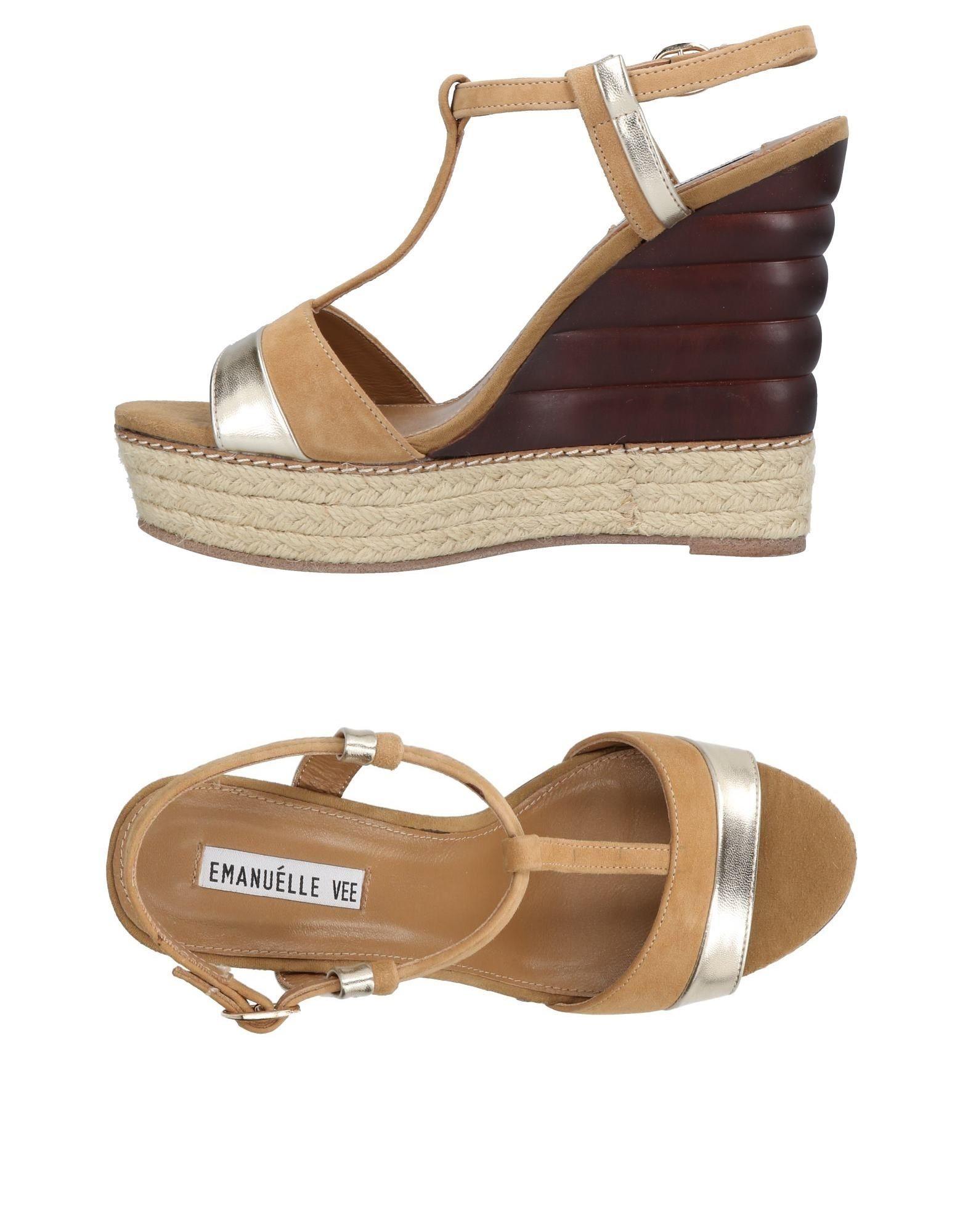 Emanuélle Vee Sandals - Women Emanuélle  Vee Sandals online on  Emanuélle United Kingdom - 11467374TI 85dbb2