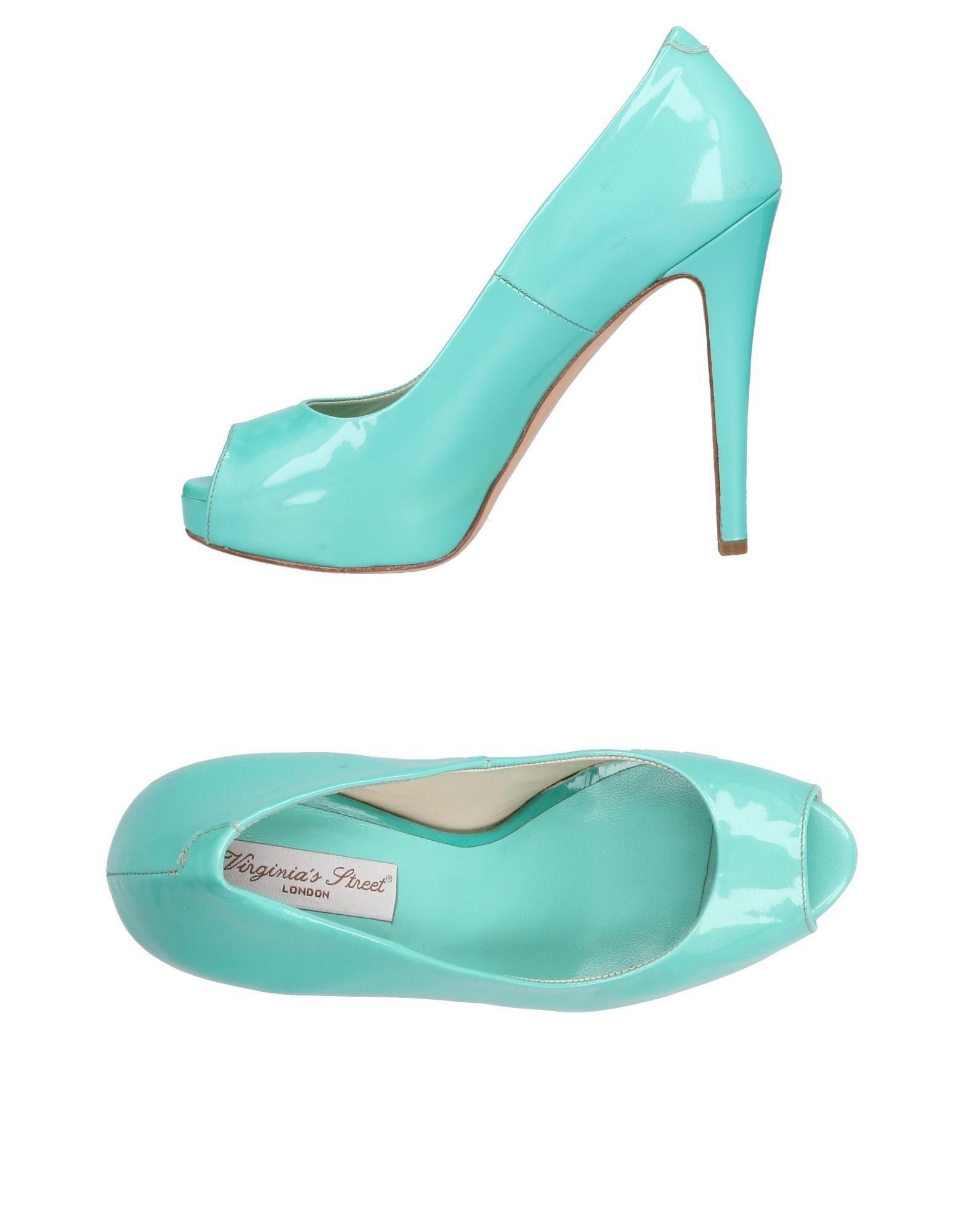 Virginia's Street Pumps Damen beliebte  11467394QS Gute Qualität beliebte Damen Schuhe cb6544