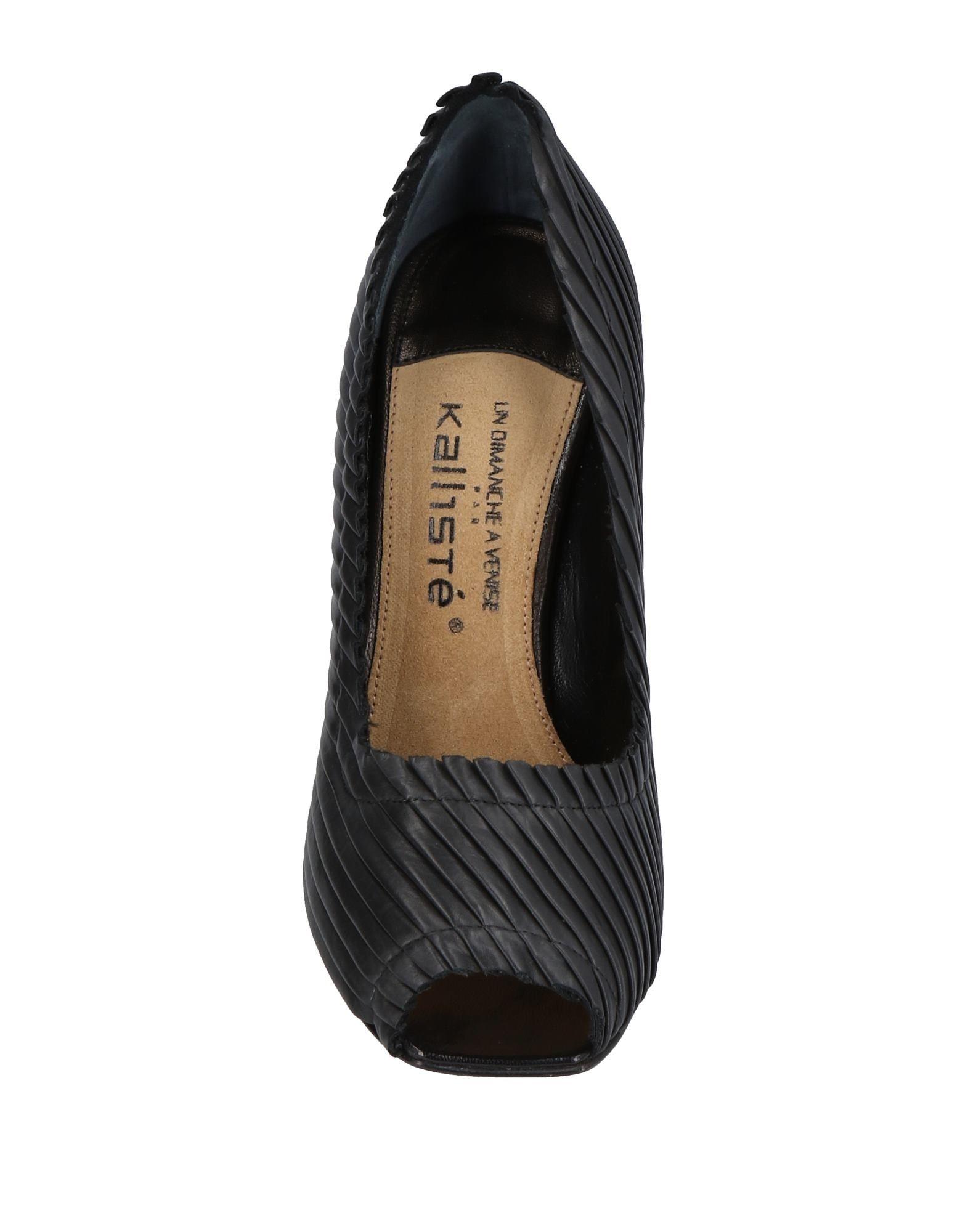 Stilvolle billige Schuhe 11467438GM Kallistè Pumps Damen  11467438GM Schuhe d5caee