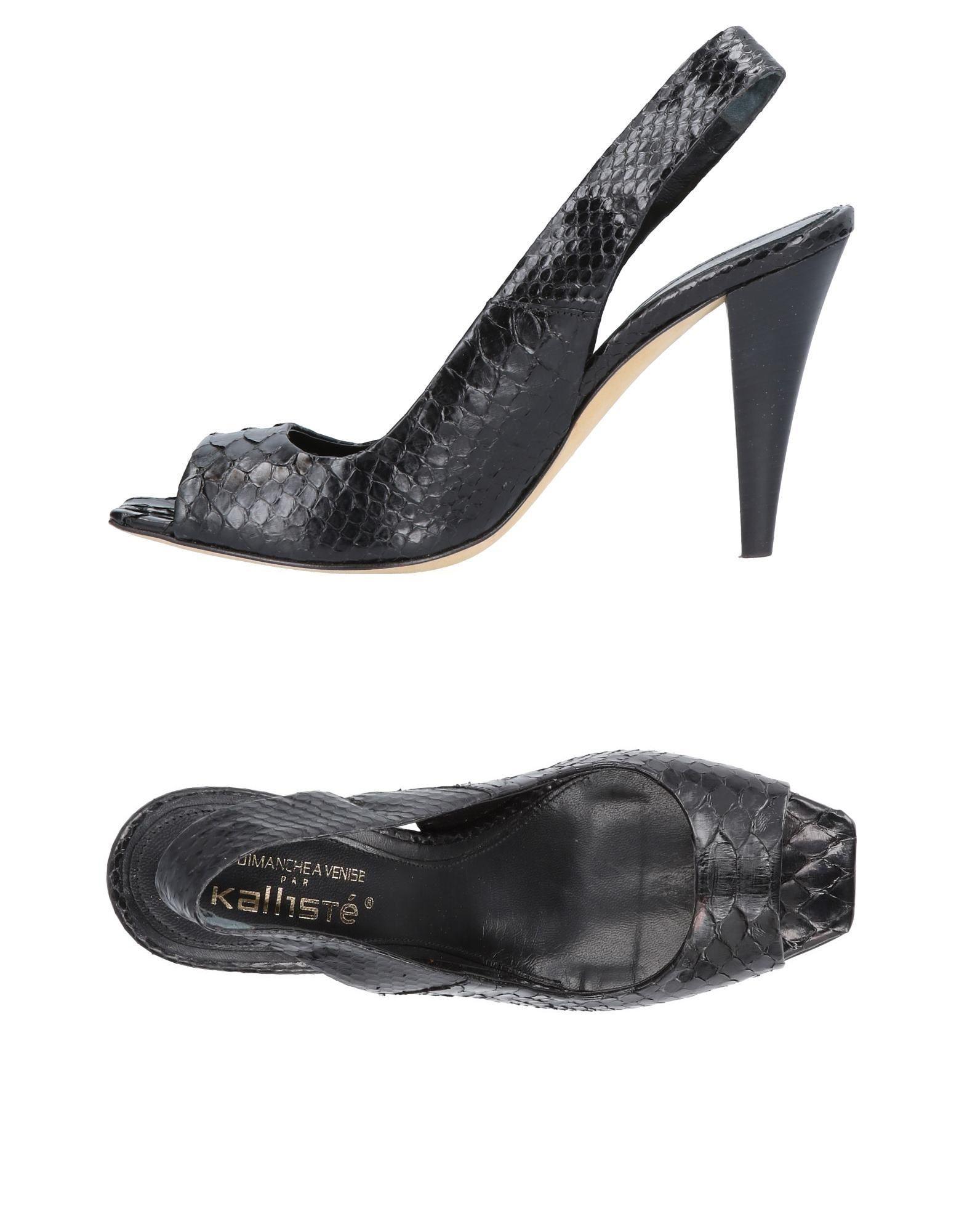 Gut um billige Schuhe zu tragenKallistè Sandalen Damen  11467450OV