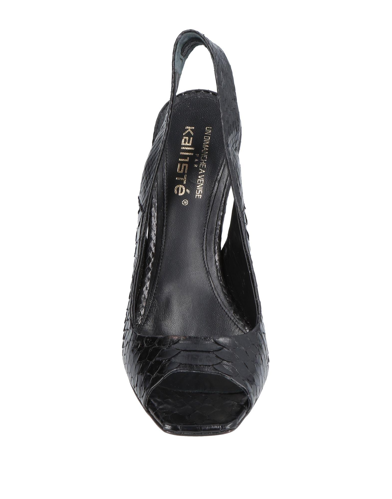 Gut tragenKallistè um billige Schuhe zu tragenKallistè Gut Sandalen Damen  11467450OV e7cee4