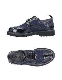MISS GRANT Zapatos de cordones infantil LQln8Iml5