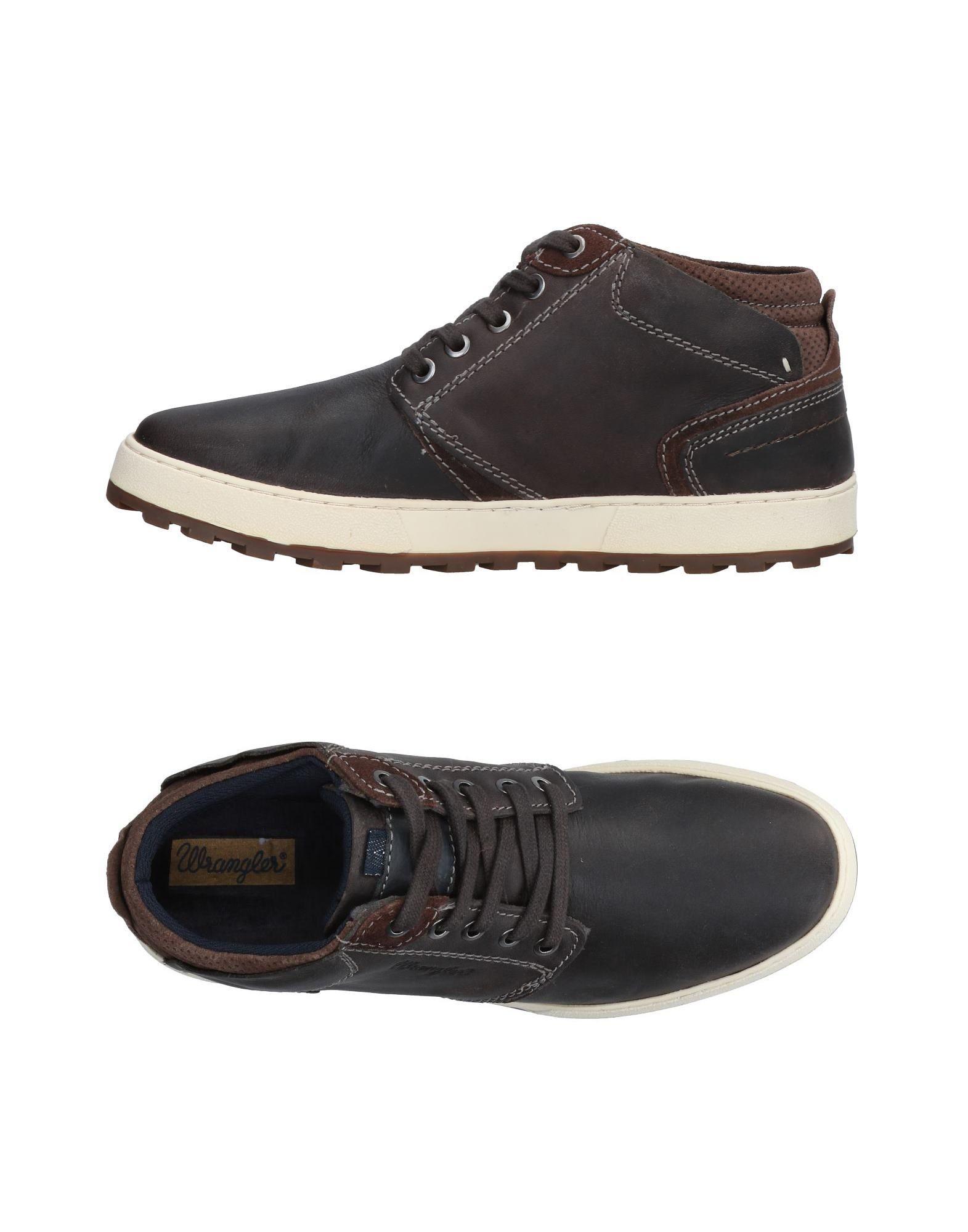 Rabatt echte Schuhe Wrangler Sneakers Herren  11467499DR