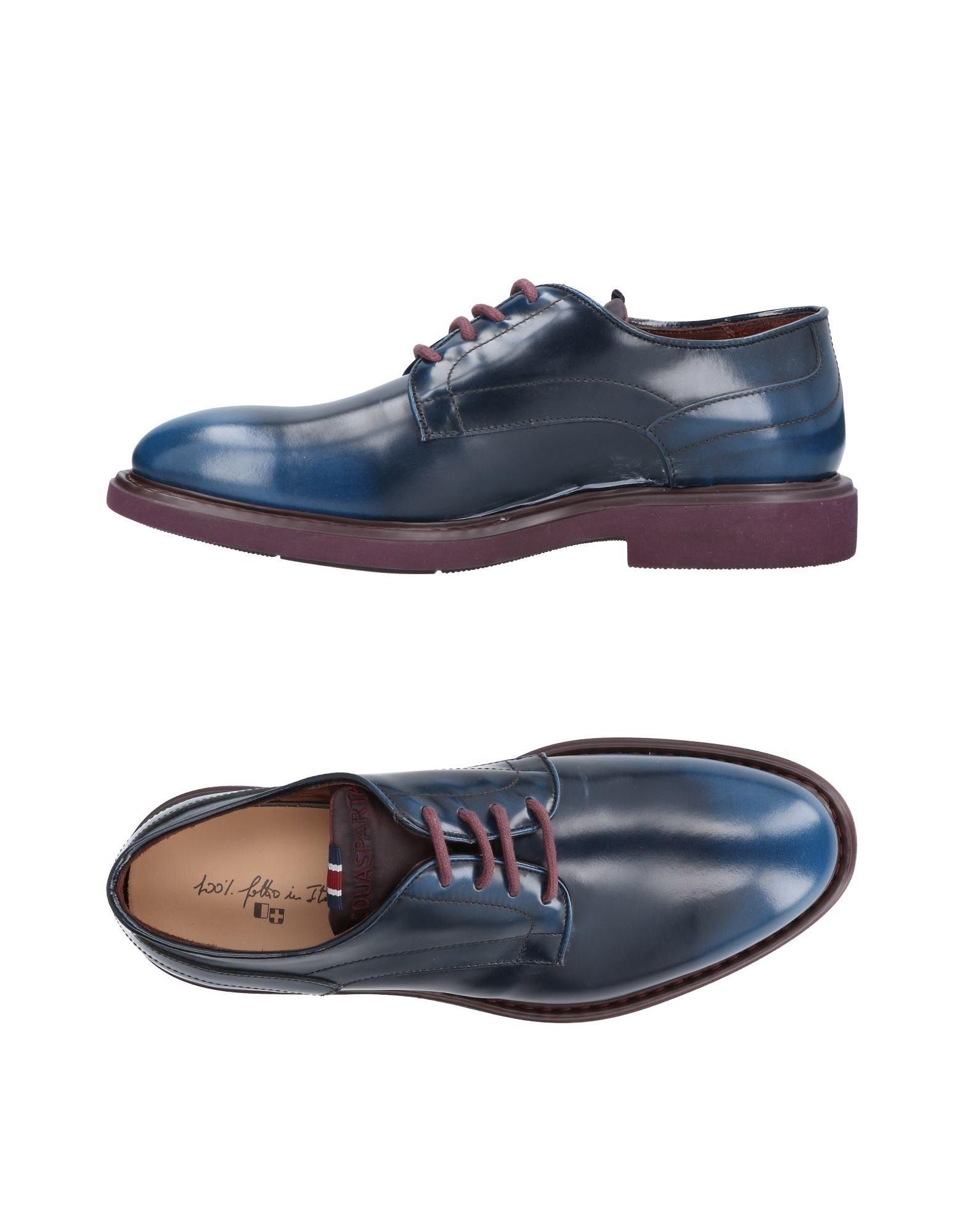 Rabatt echte Schuhe D'Acquasparta Schnürschuhe Herren  11467539NA