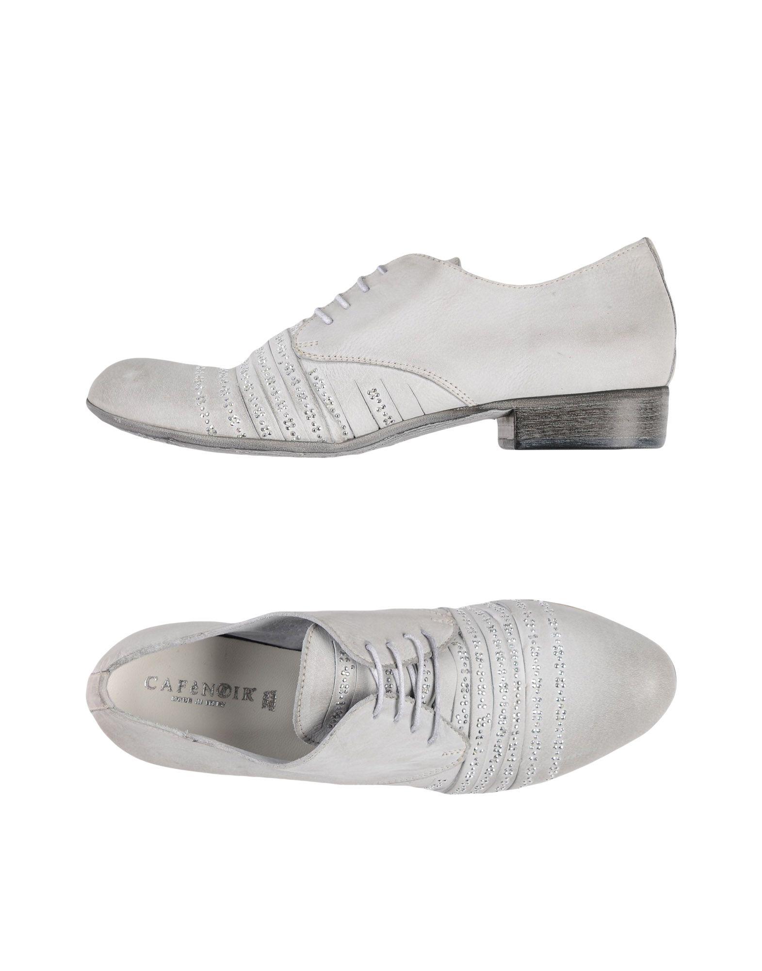 Günstige und modische Schuhe Cafènoir Schnürschuhe Damen  11467546UW