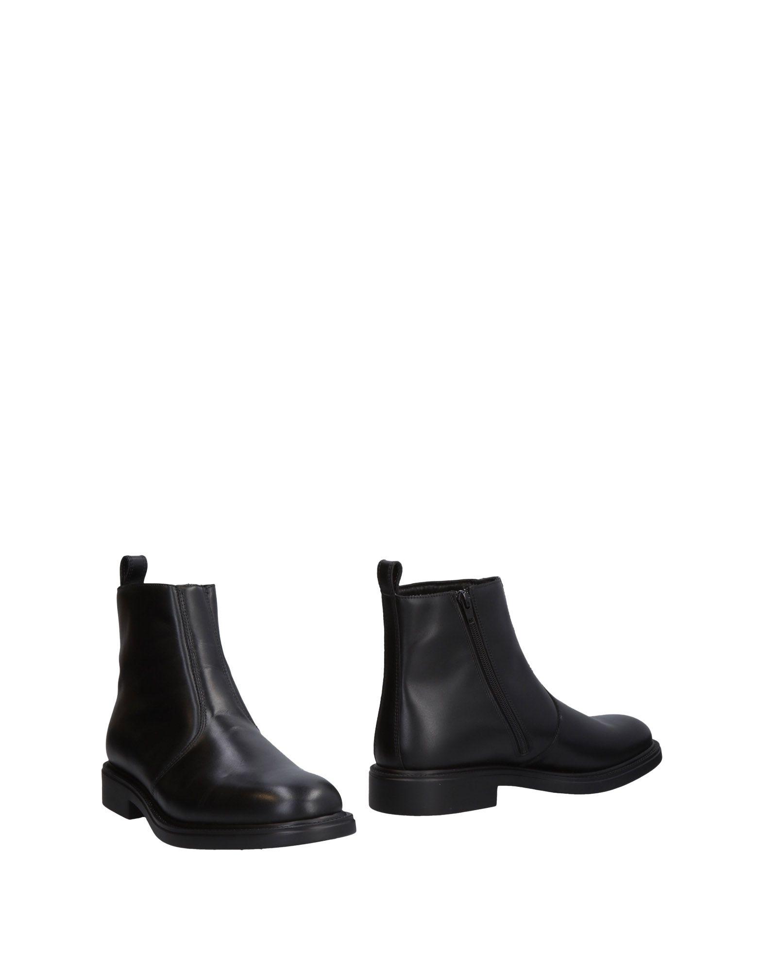 Rabatt echte Schuhe Soldini Stiefelette Herren  11467570VP