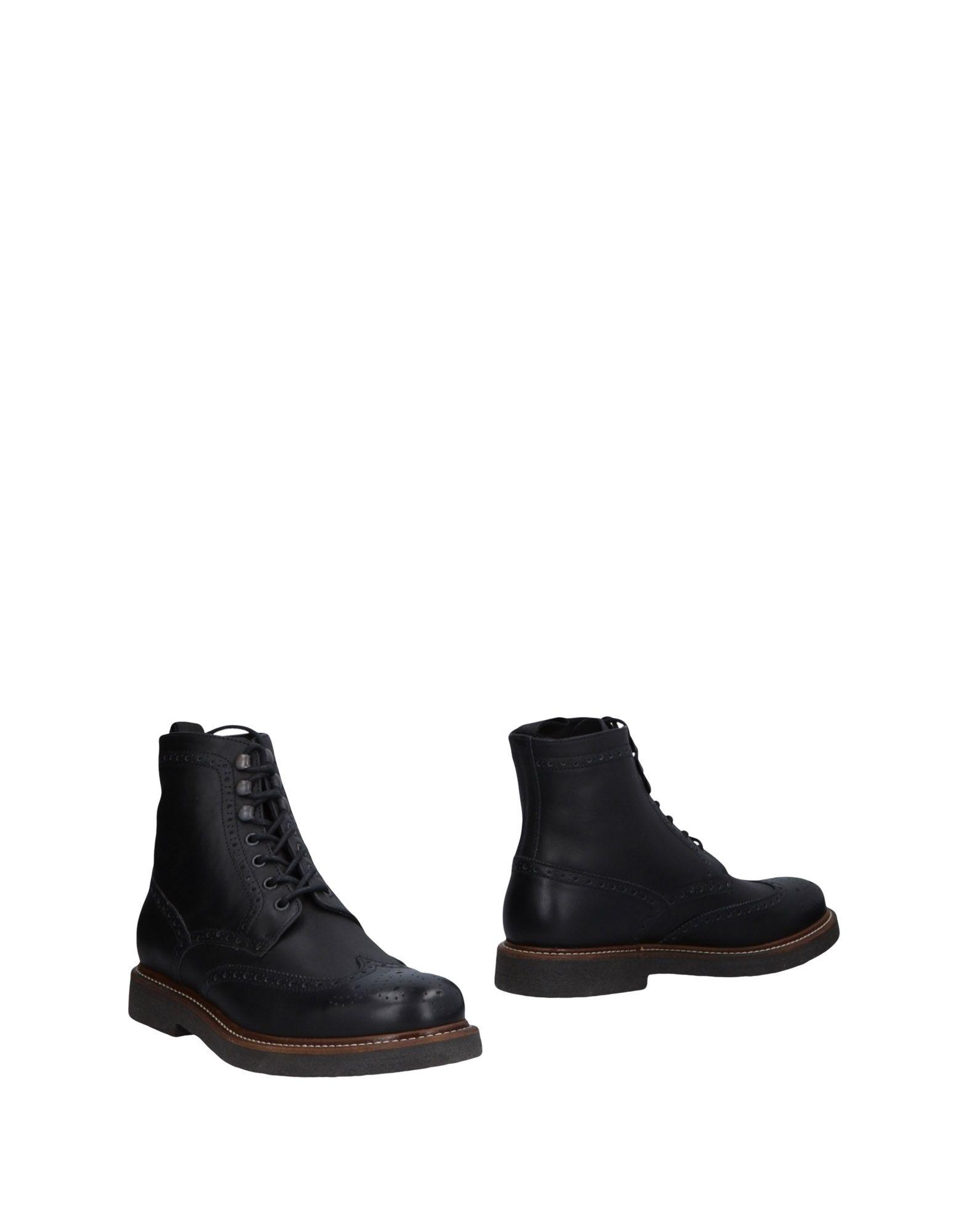 Haltbare Mode billige Schuhe Soldini Stiefelette Herren  11467576IG Heiße Schuhe
