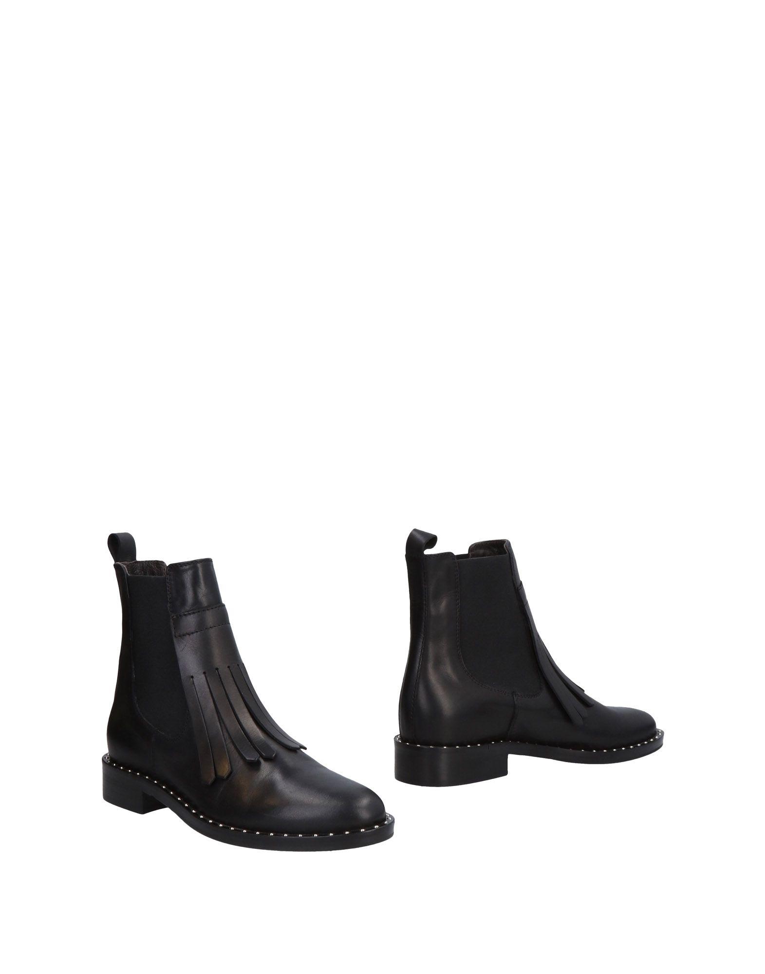 Via Roma 15 Chelsea Boots Damen  11467616FLGut aussehende strapazierfähige Schuhe
