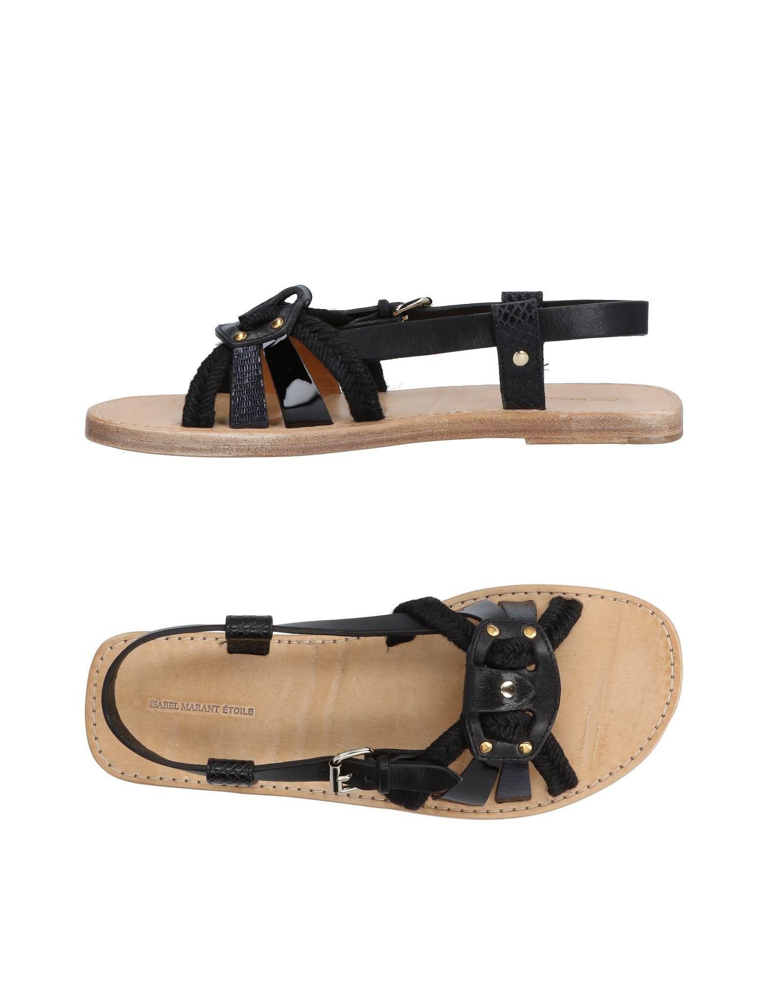 Rabatt Schuhe Isabel Marant Étoile Sandalen Damen  11467625PV