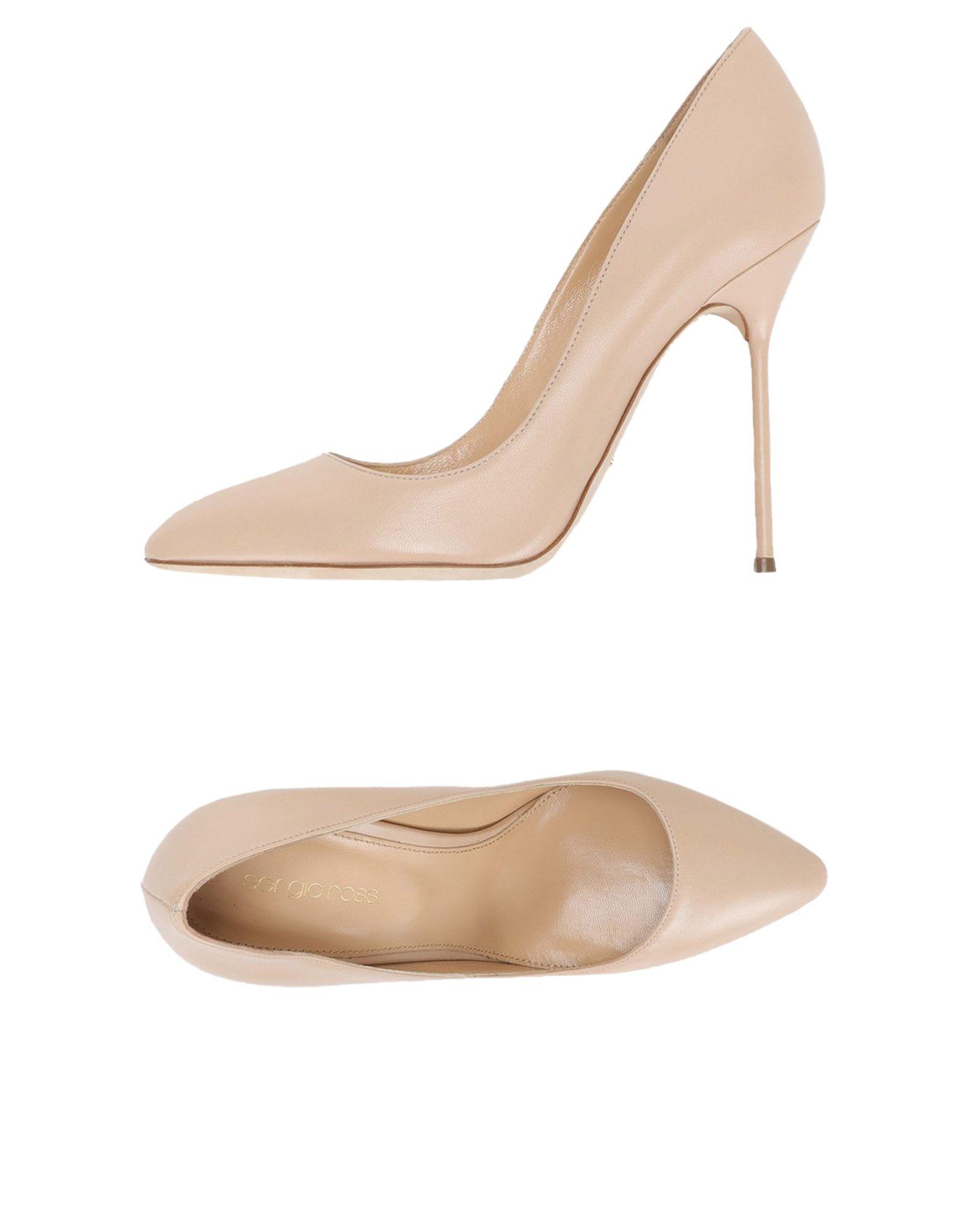 Rabatt Damen Schuhe Sergio Rossi Pumps Damen Rabatt  11467662NH 690343