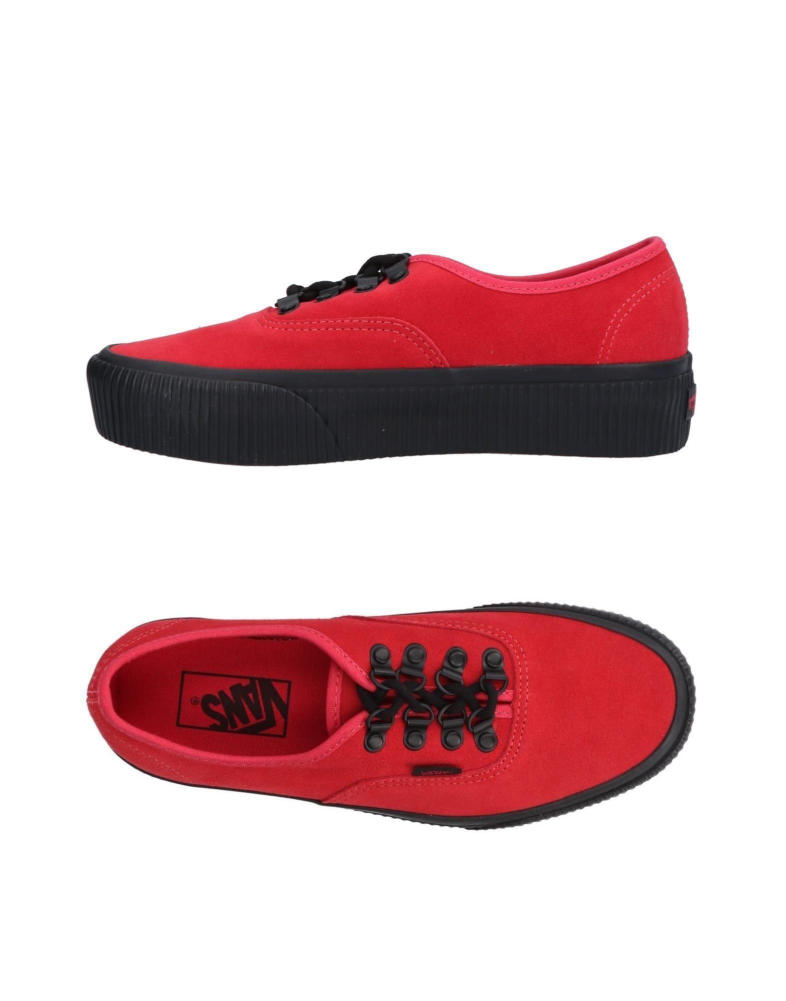 Baskets Vans Femme - Baskets Vans Brique Nouvelles chaussures pour hommes et femmes, remise limitée dans le temps