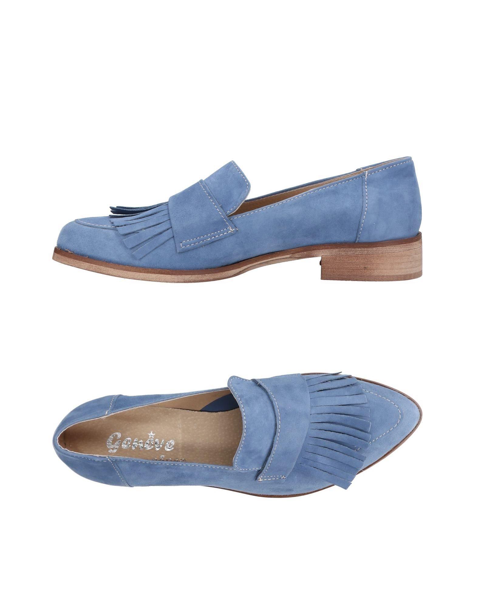 Geneve Mokassins Damen  11467714RG Gute Qualität beliebte Schuhe