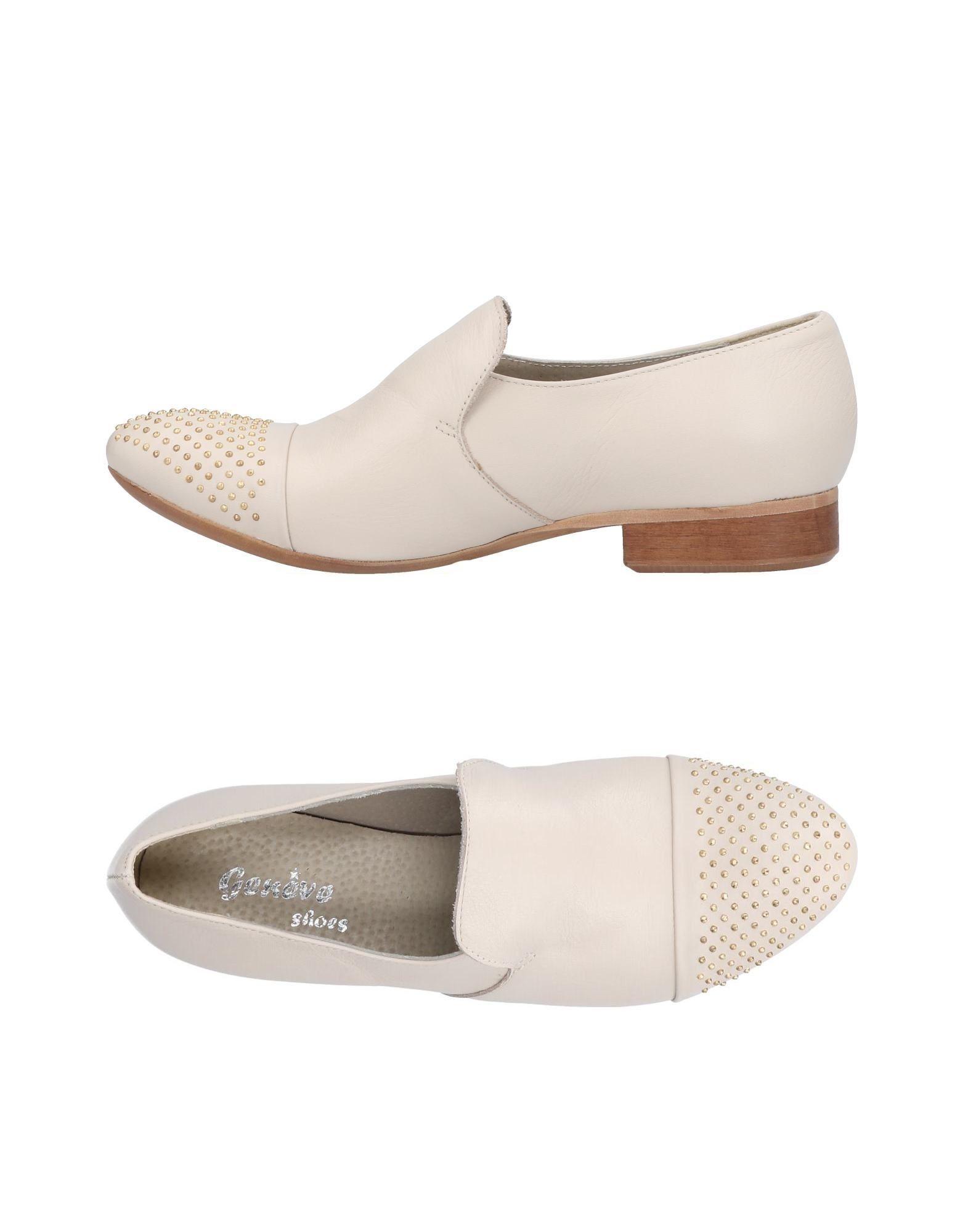 Geneve Mokassins Damen  11467717UF Gute Qualität beliebte Schuhe