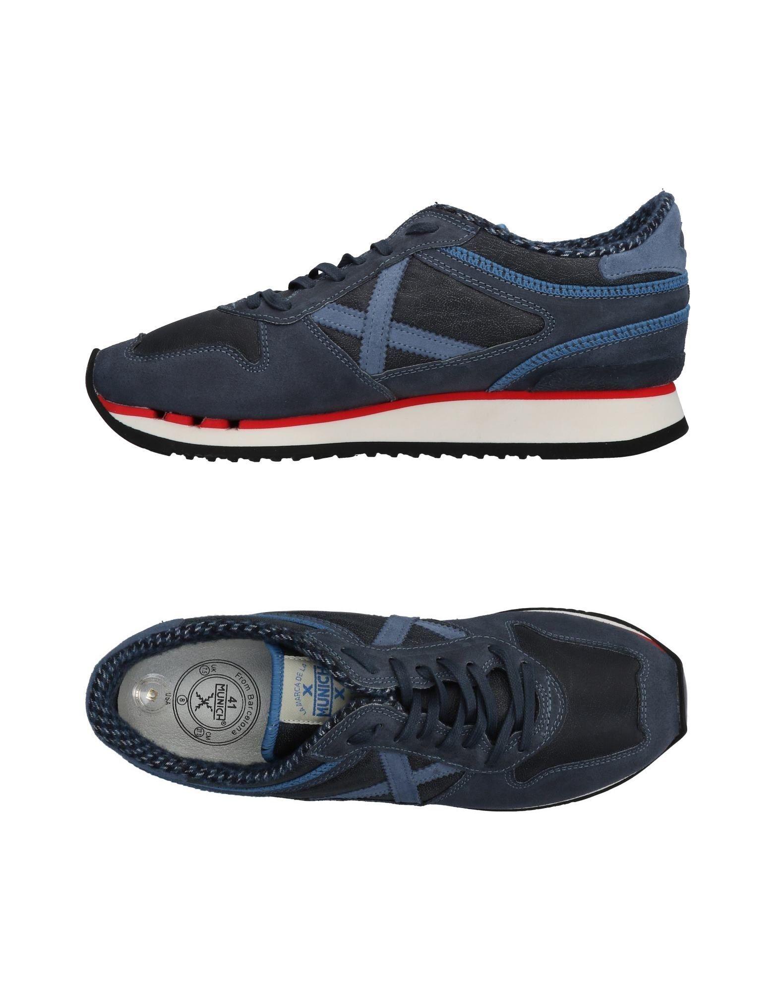 Rabatt echte Sneakers Schuhe Munich Sneakers echte Herren  11467729HL 421d39