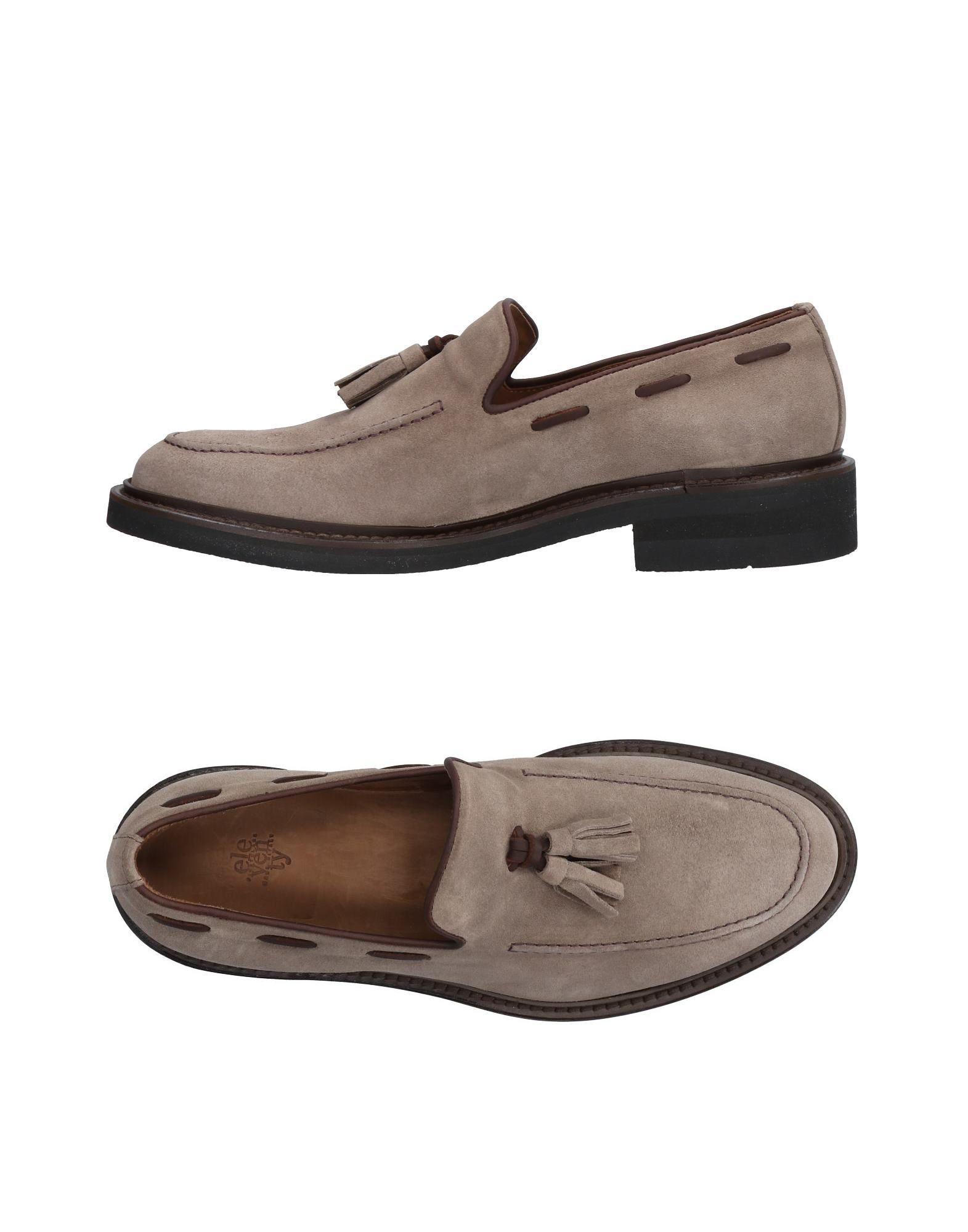 Günstige und modische Schuhe Eleventy Mokassins Herren  11467794EO