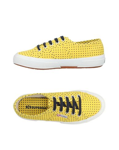 Los últimos zapatos de hombre y mujer Zapatillas Superga® Mujer - Zapatillas Superga® - 11467829UX Amarillo