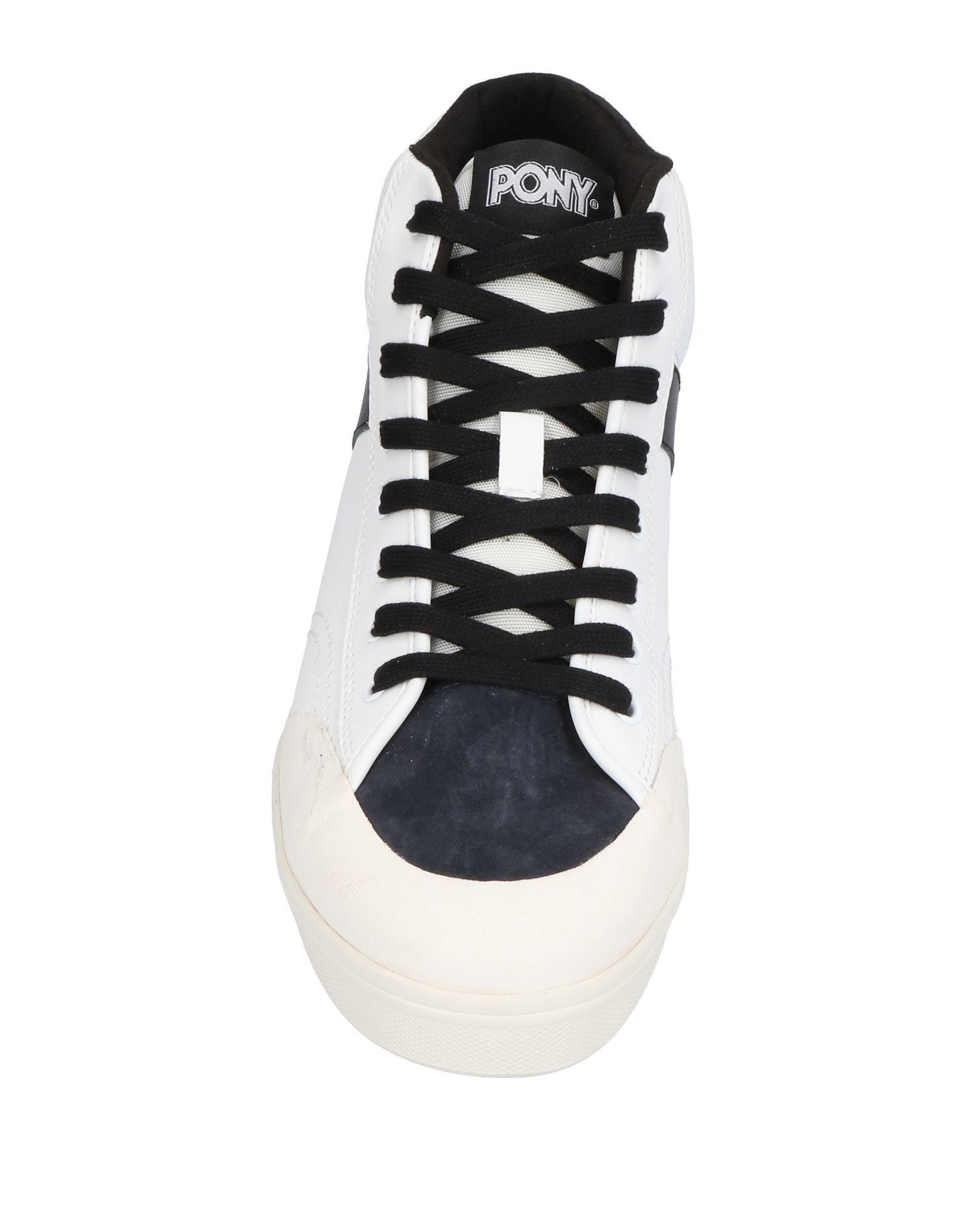 Pony Gute Sneakers Damen  11467839XK Gute Pony Qualität beliebte Schuhe 79428e