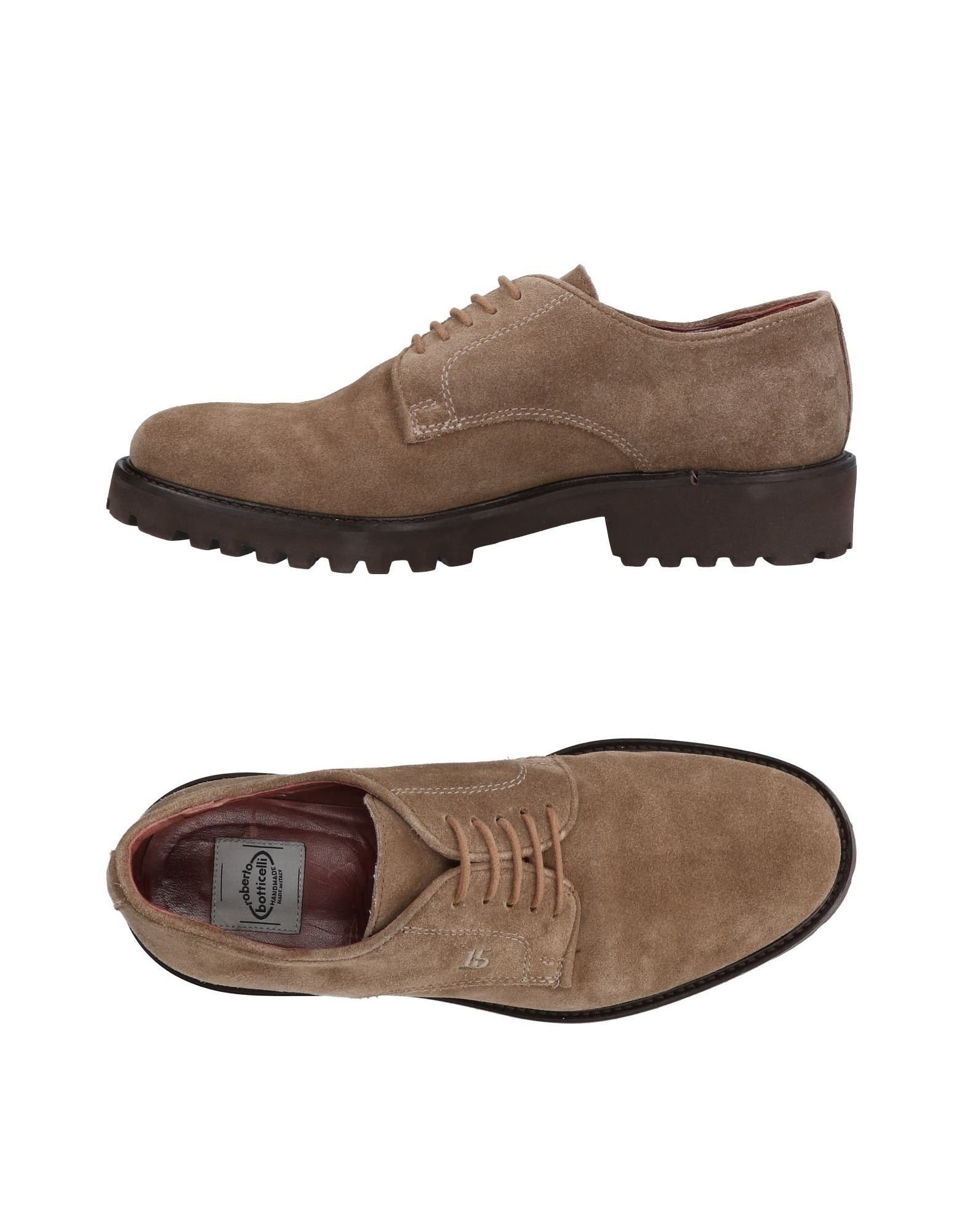 Rabatt echte Schuhe Roberto Botticelli Schnürschuhe Herren  11467868AF