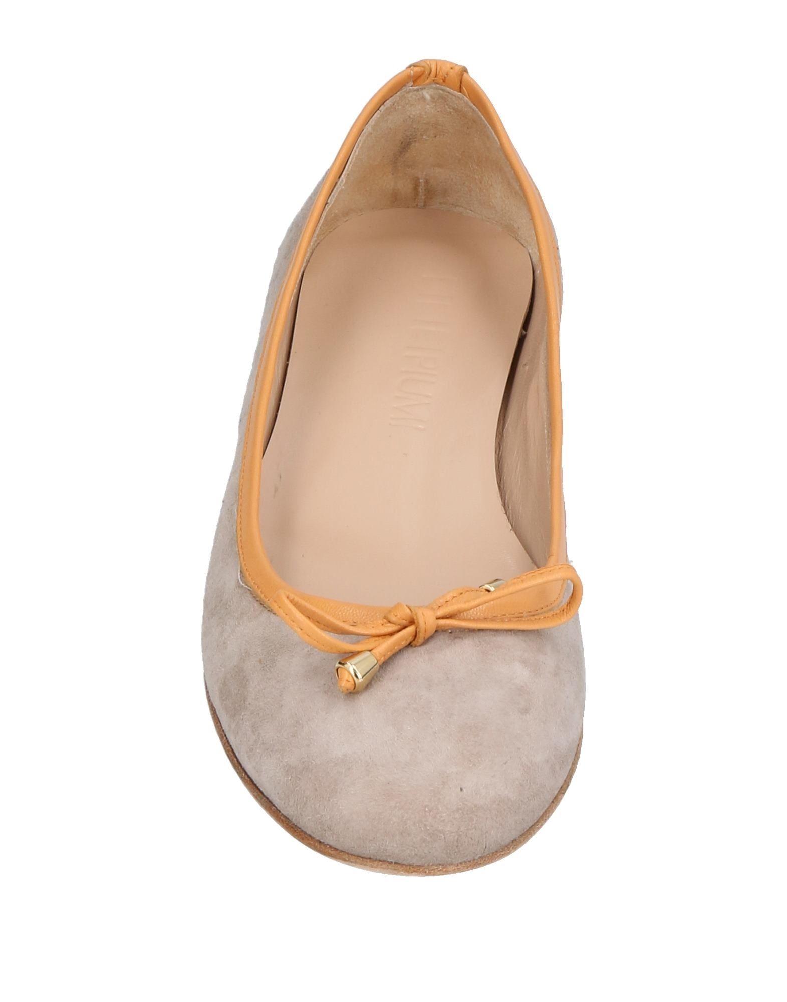 Moda Ballerine Piumi Donna - 11467891FH
